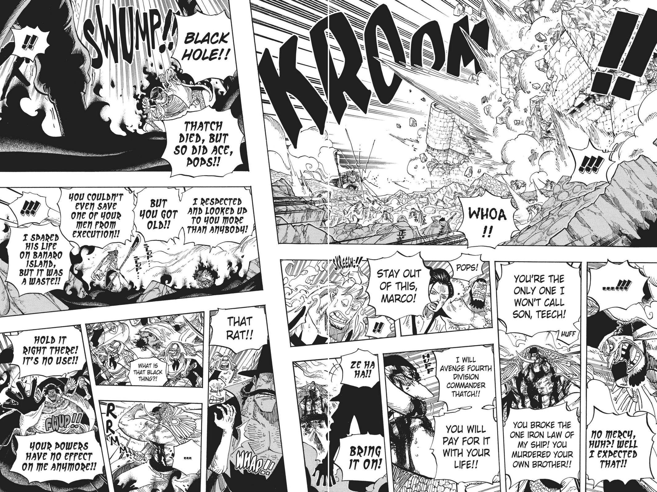 One Piece Chapter 576 Page 6