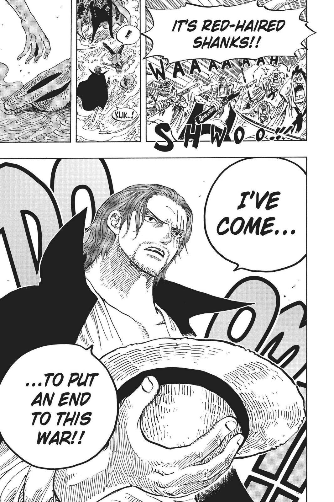 One Piece Chapter 579 Page 14