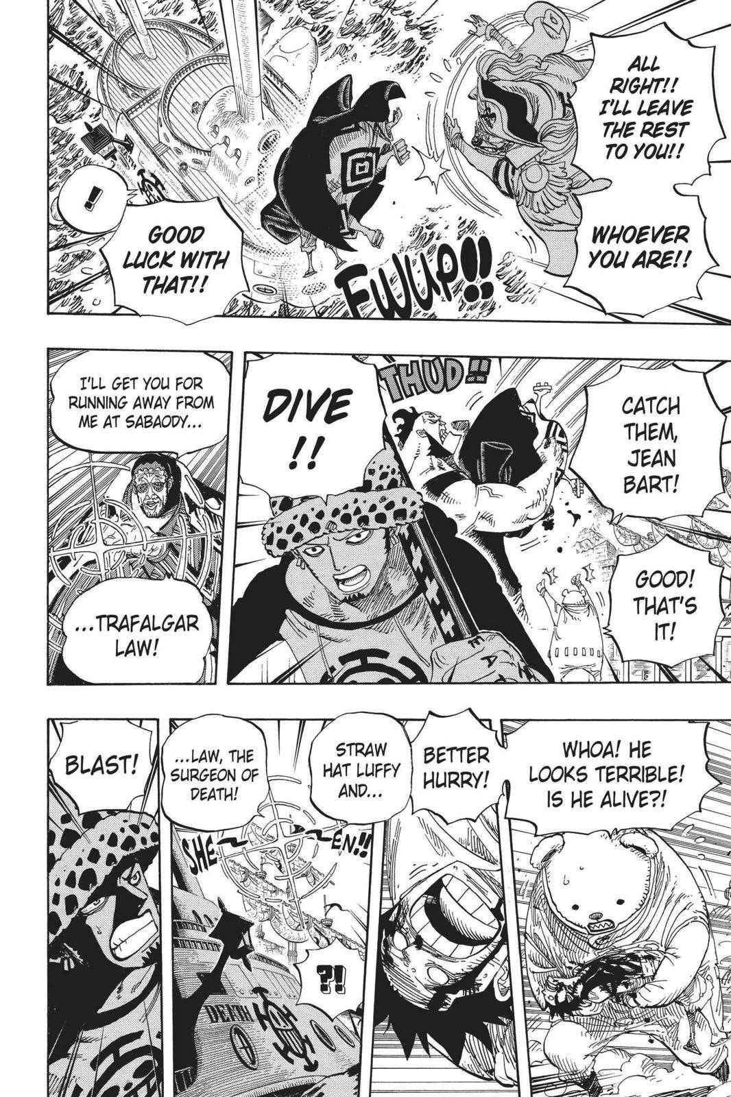 One Piece Chapter 579 Page 8