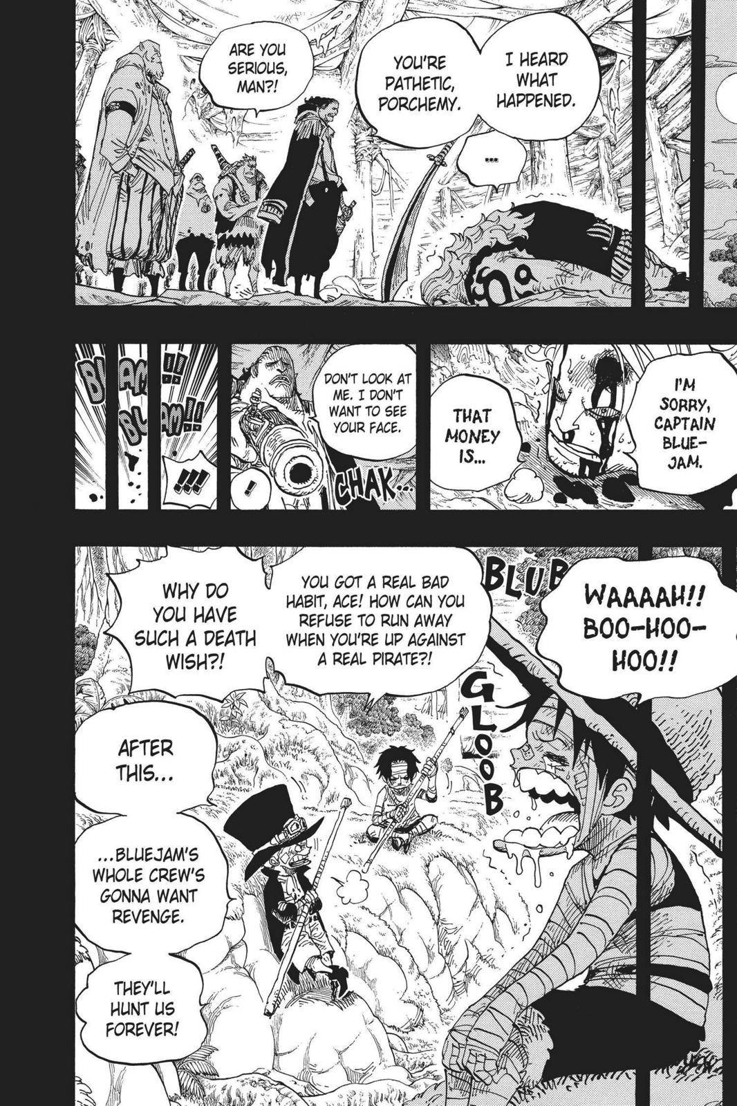 One Piece Chapter 584 Page 12