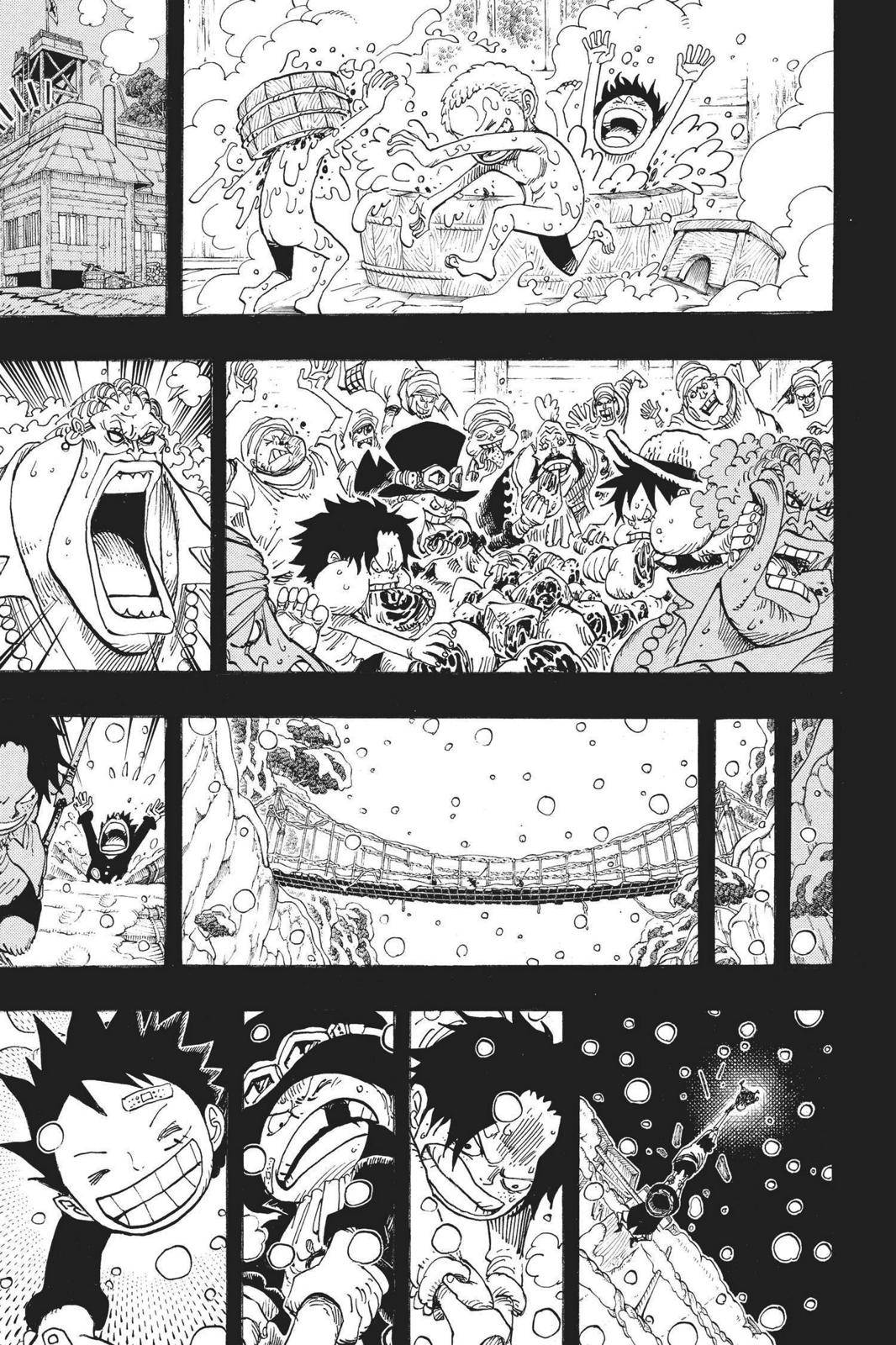 One Piece Chapter 585 Page 21