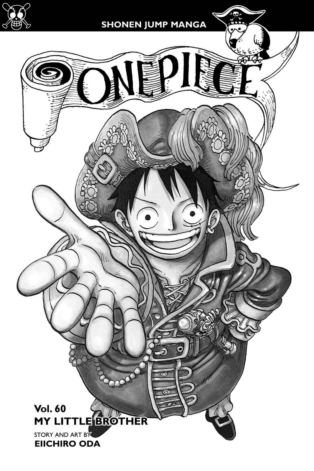One Piece Chapter 585 Page 4