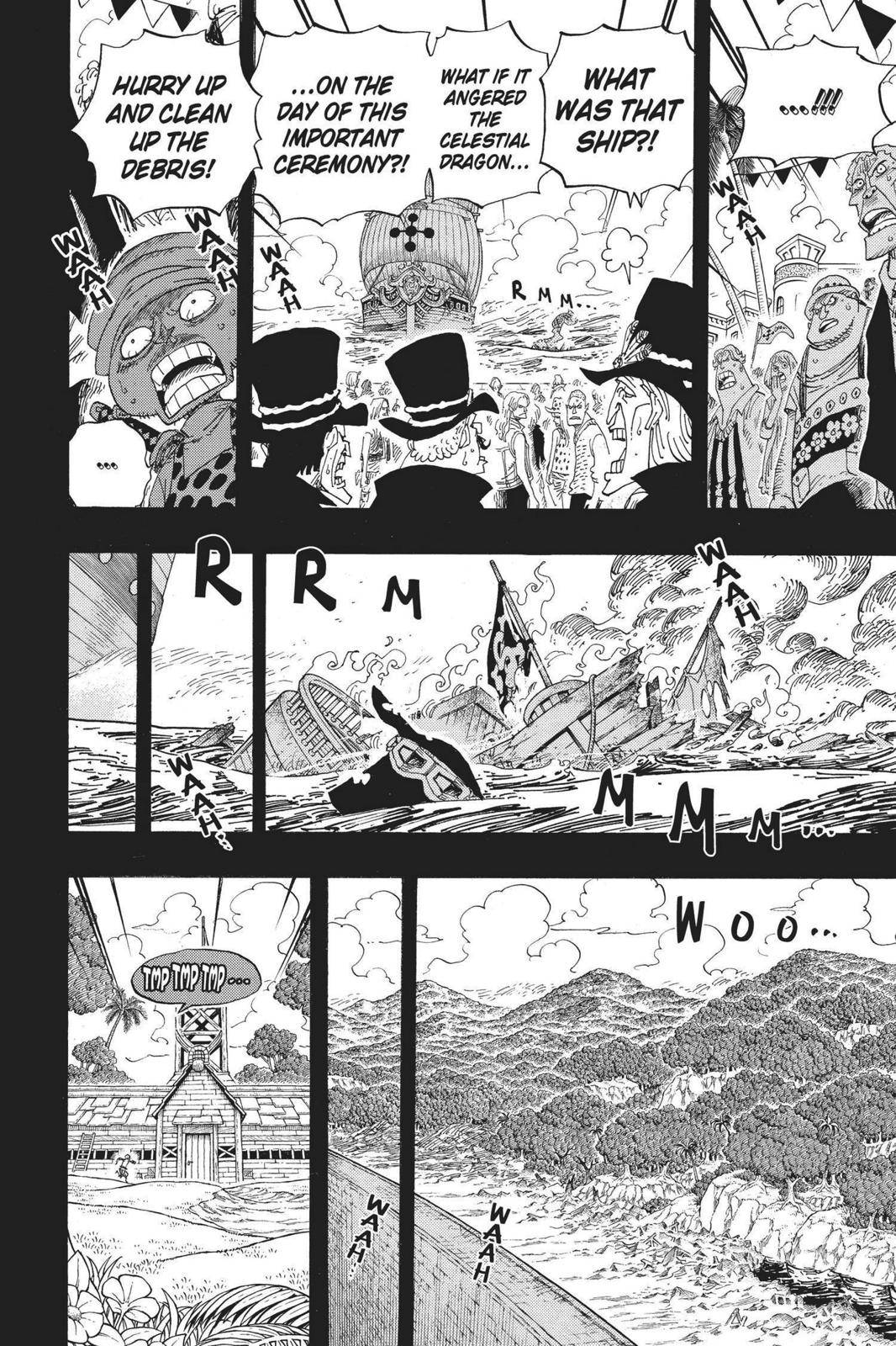 One Piece Chapter 588 Page 8