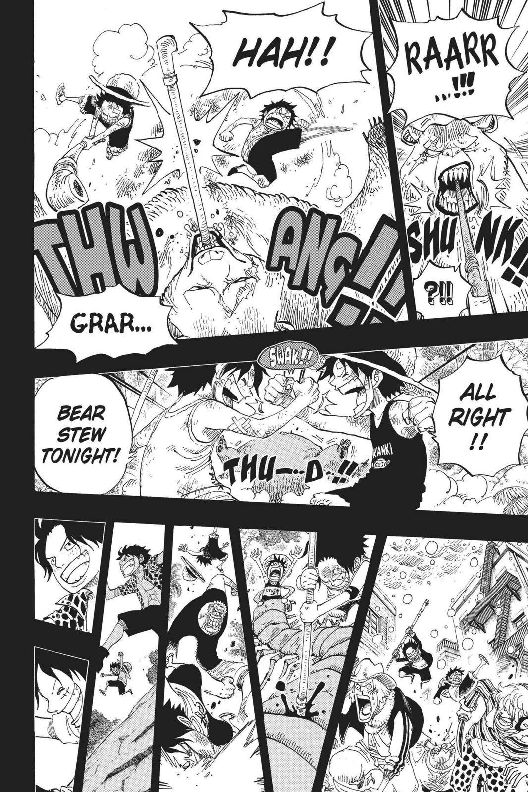 One Piece Chapter 589 Page 12