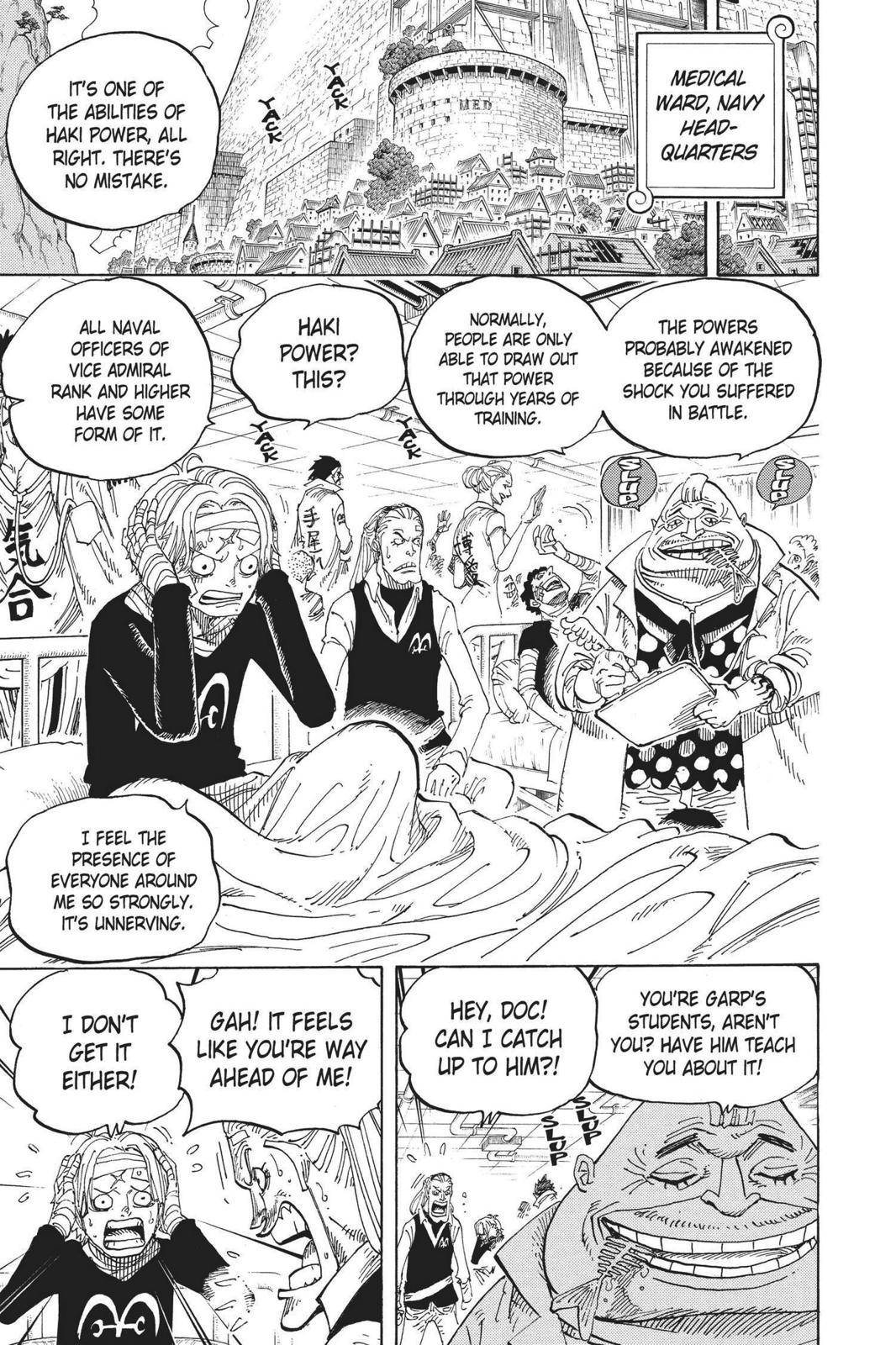 One Piece Chapter 594 Page 6