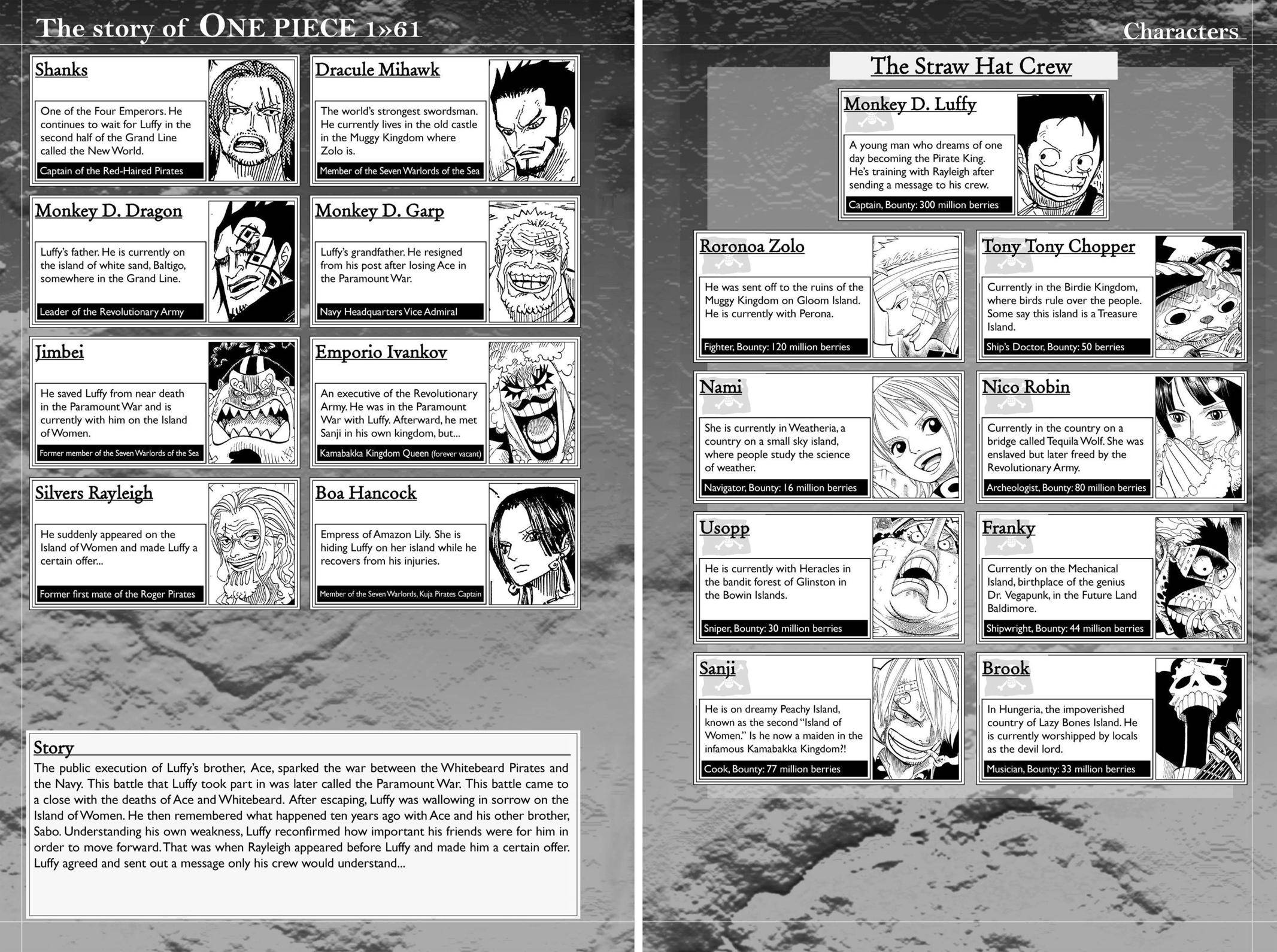 One Piece Chapter 595 Page 5