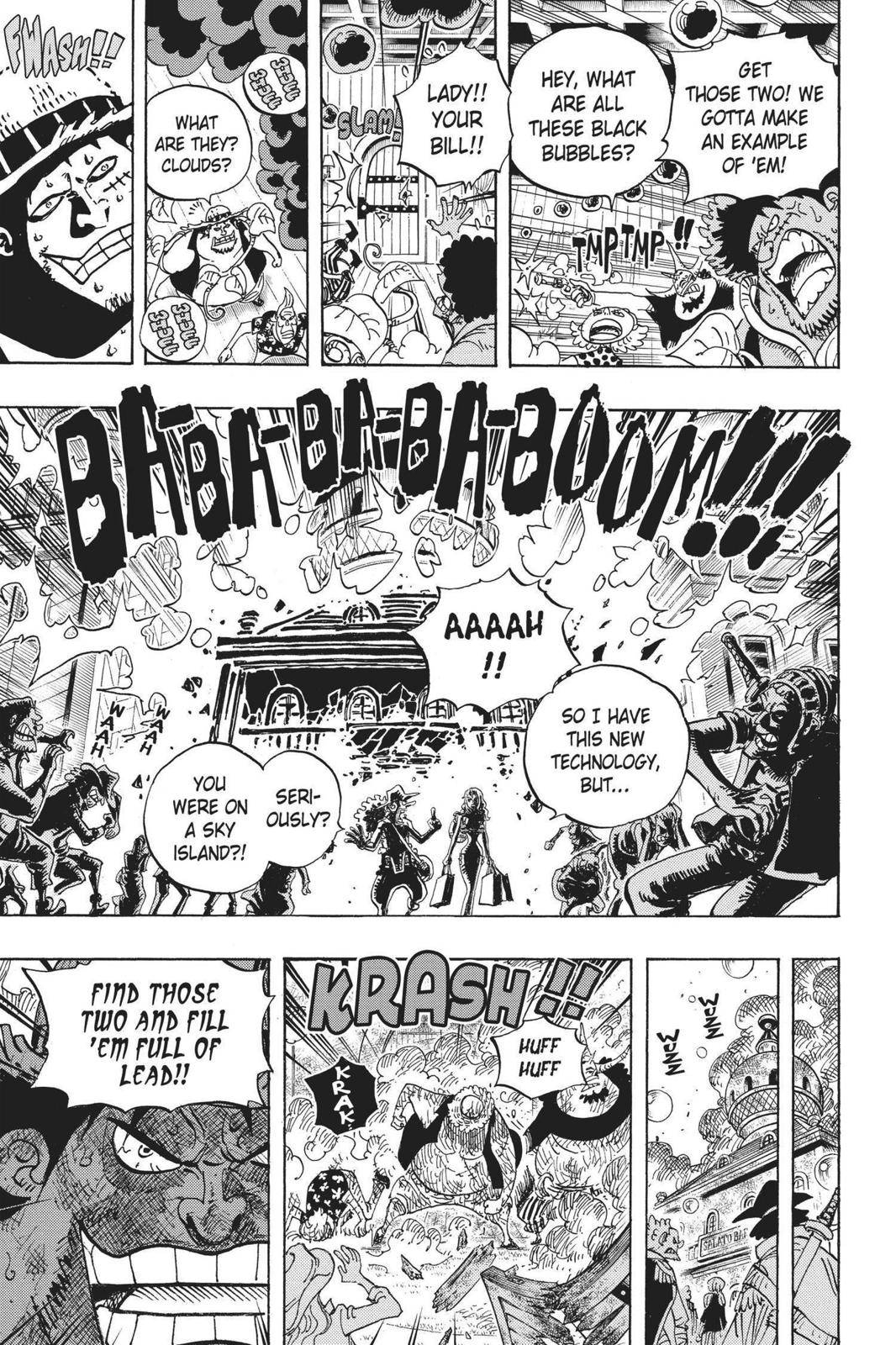 One Piece Chapter 598 Page 14