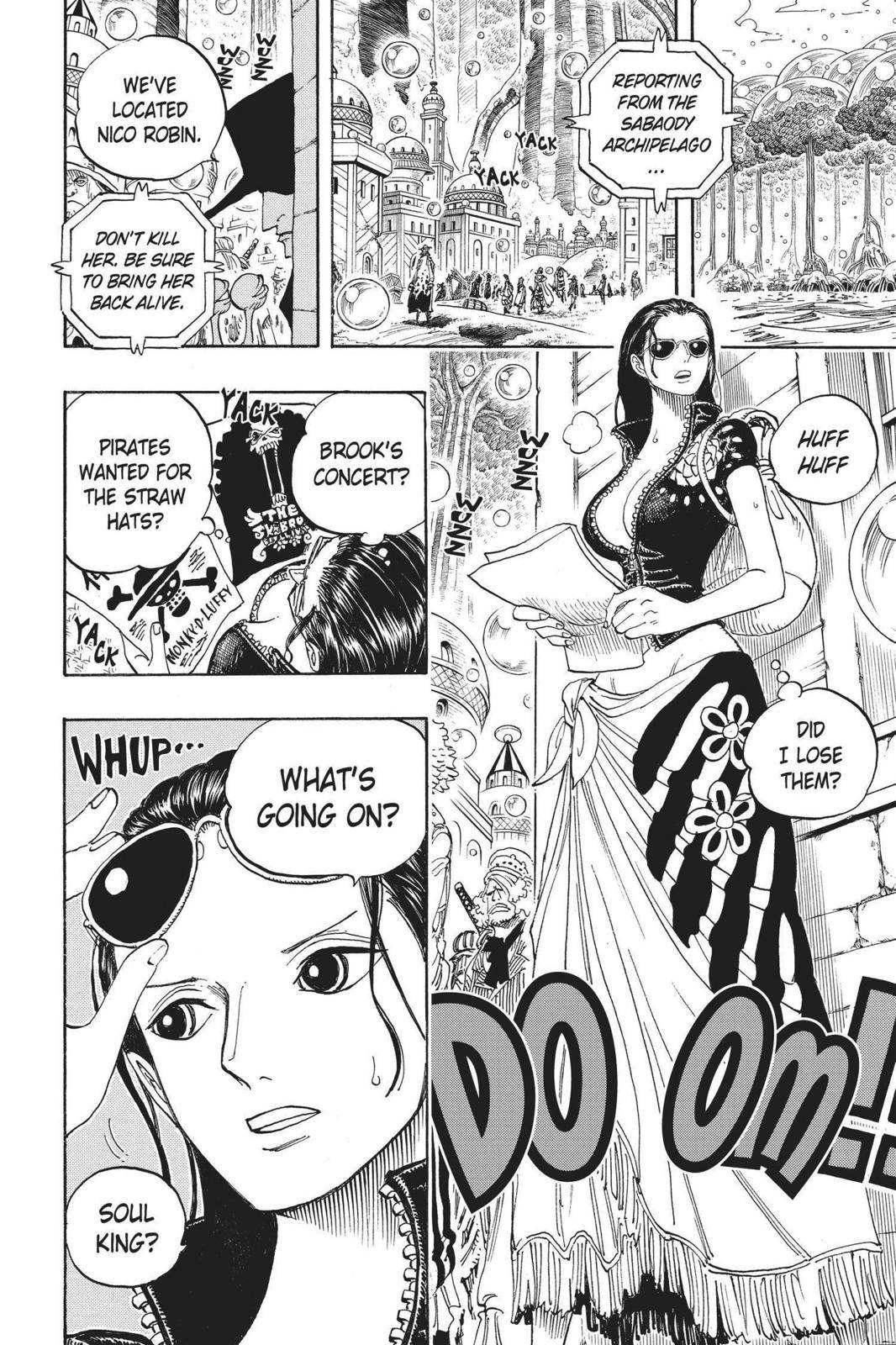One Piece Chapter 598 Page 17
