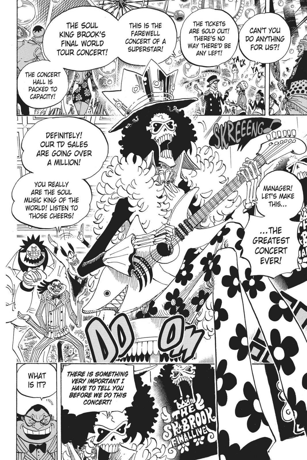 One Piece Chapter 598 Page 6