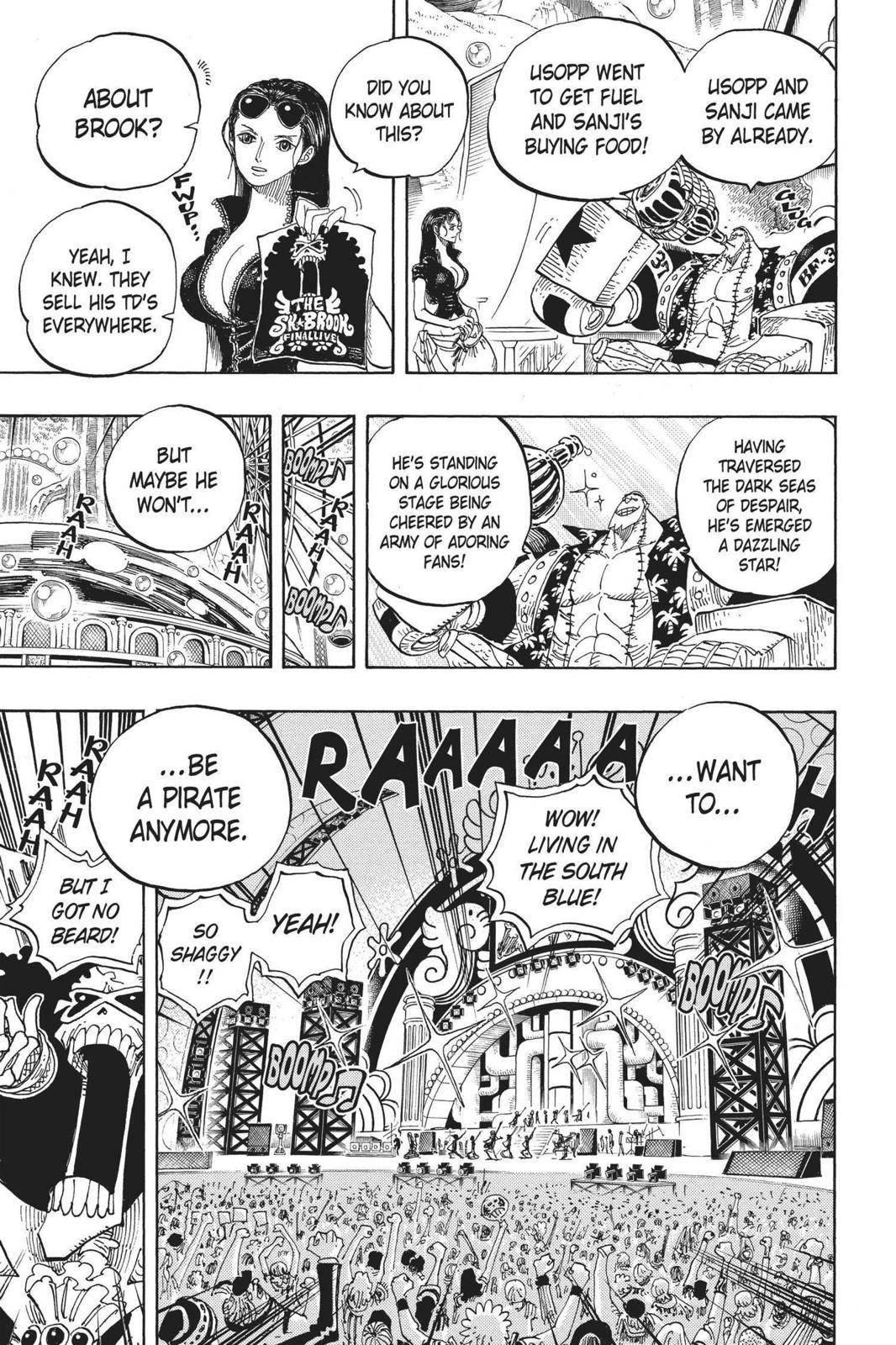 One Piece Chapter 599 Page 10