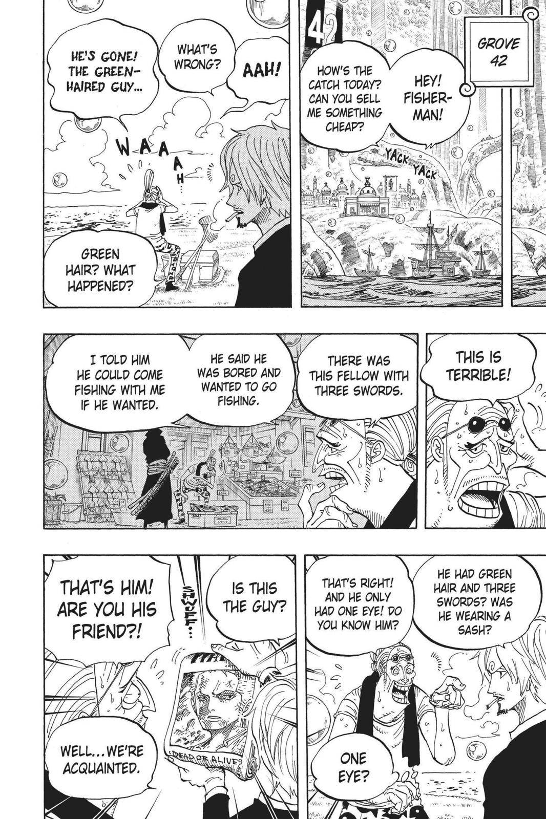 One Piece Chapter 599 Page 15