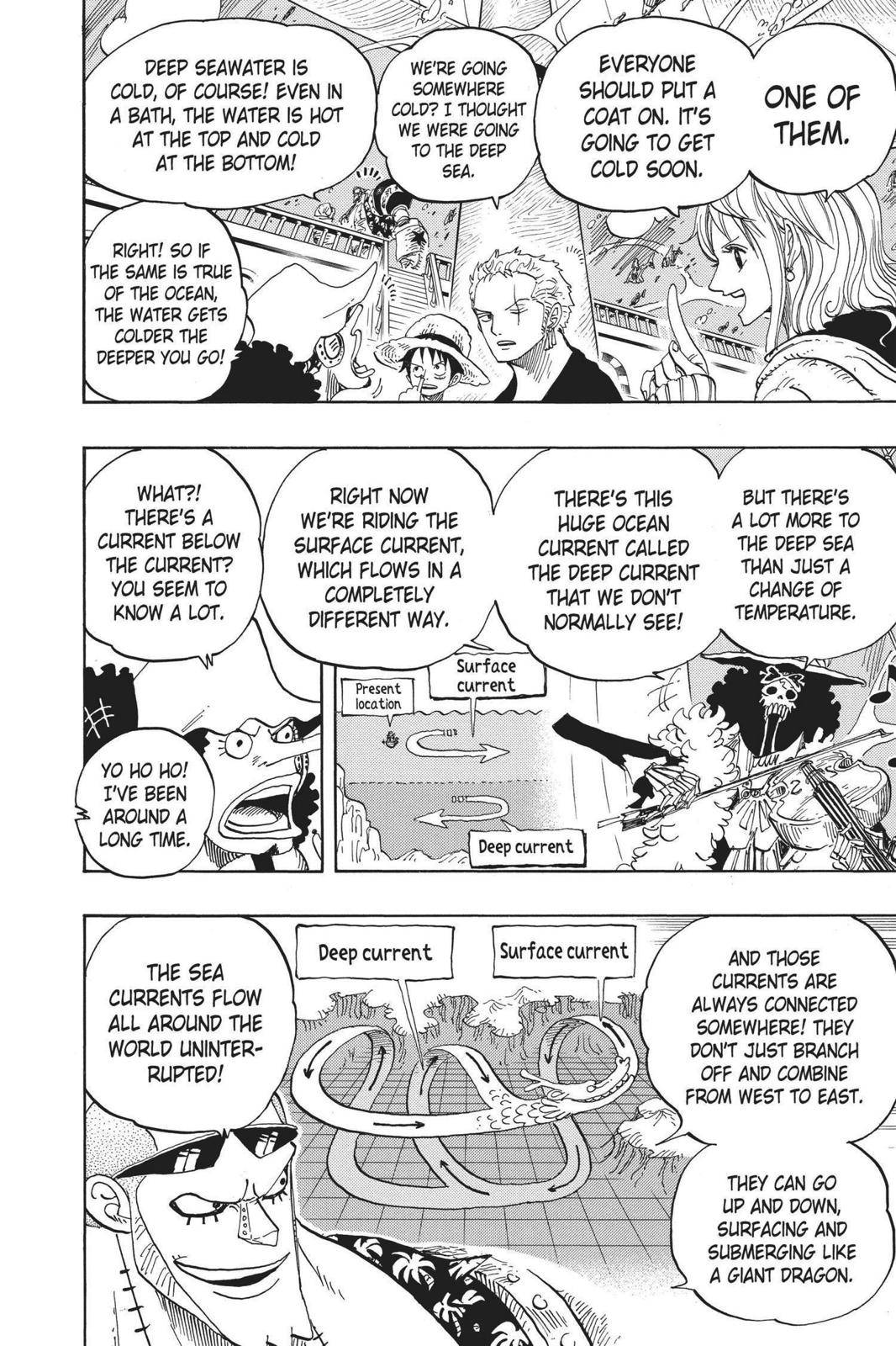 One Piece Chapter 604 Page 19