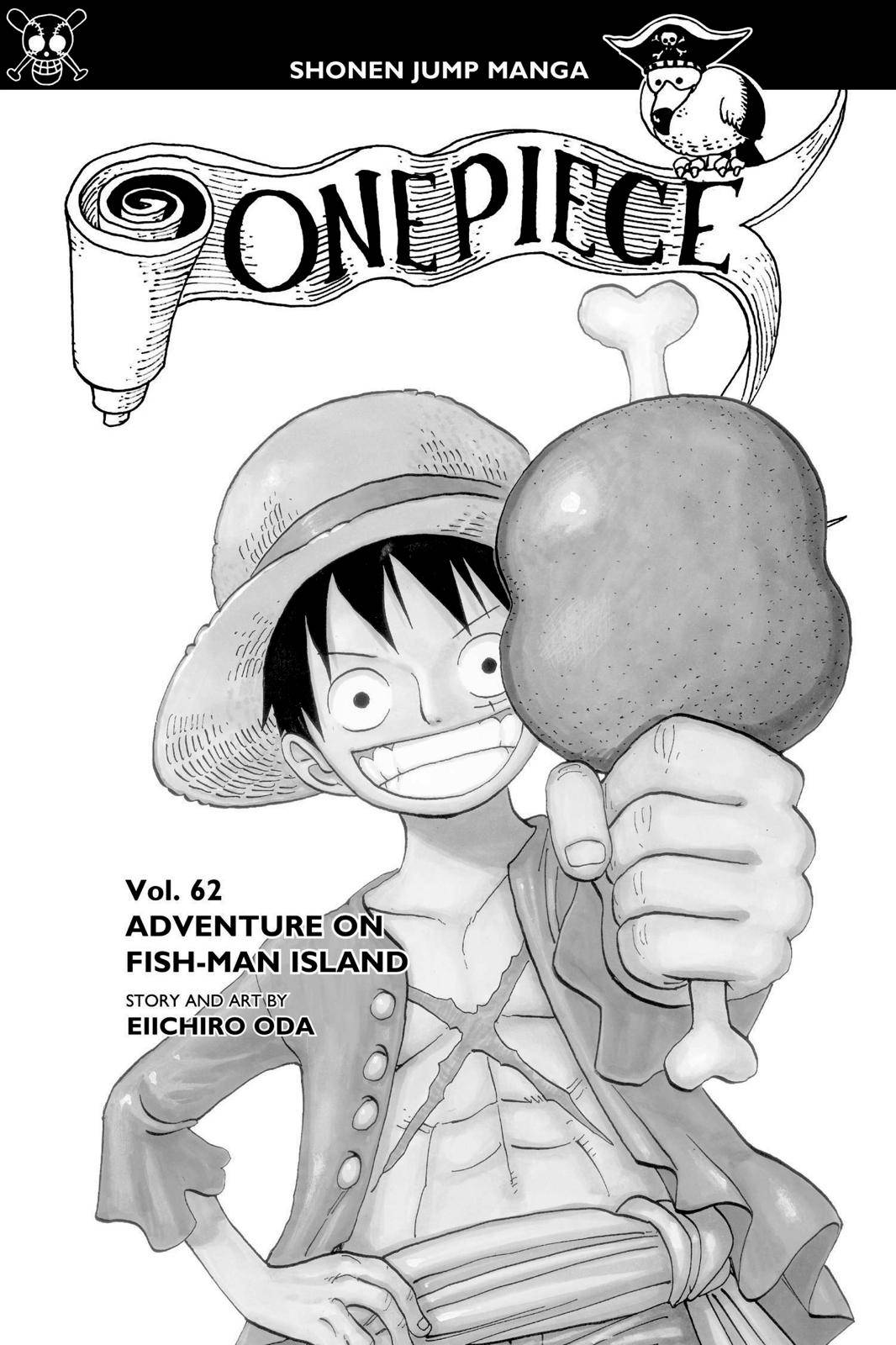 One Piece Chapter 604 Page 4