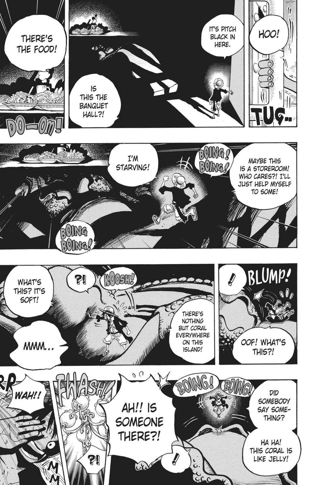 One Piece Chapter 612 Page 16