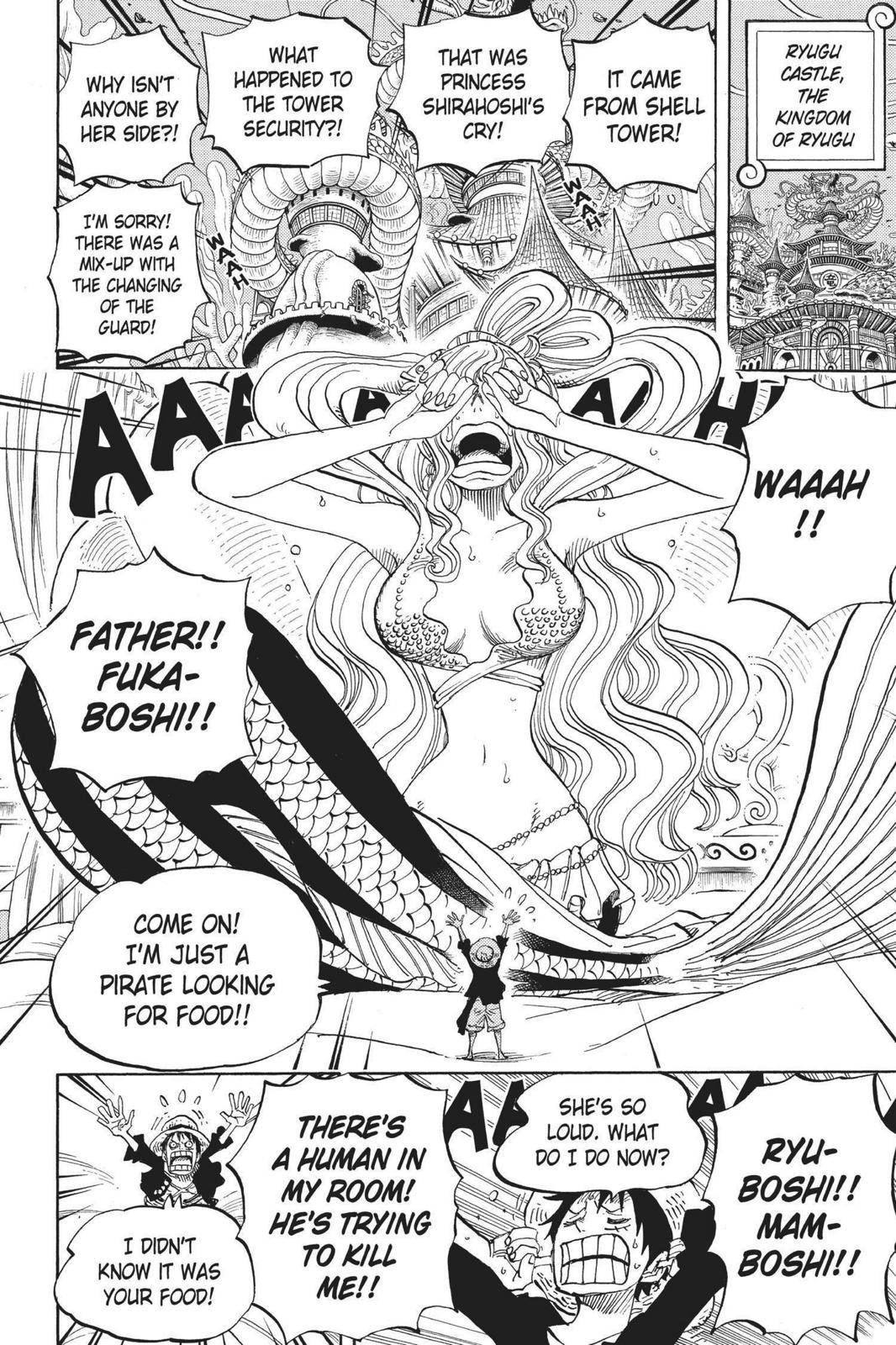 One Piece Chapter 613 Page 4