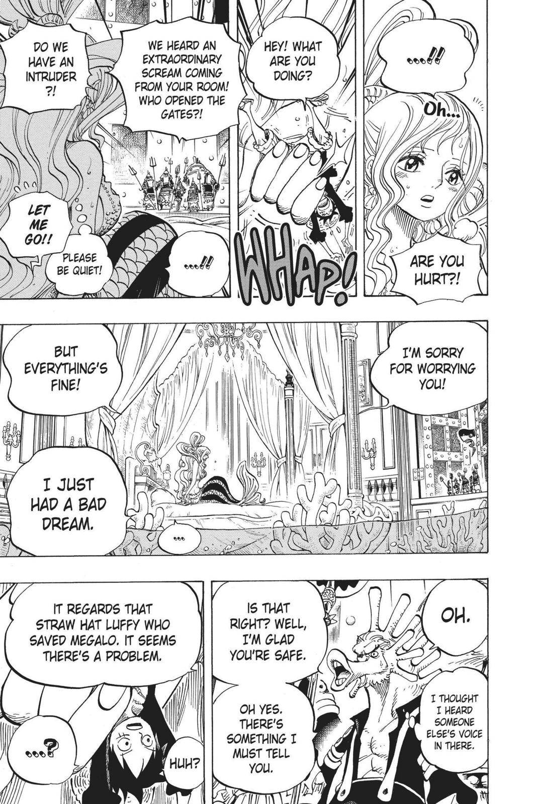 One Piece Chapter 613 Page 7