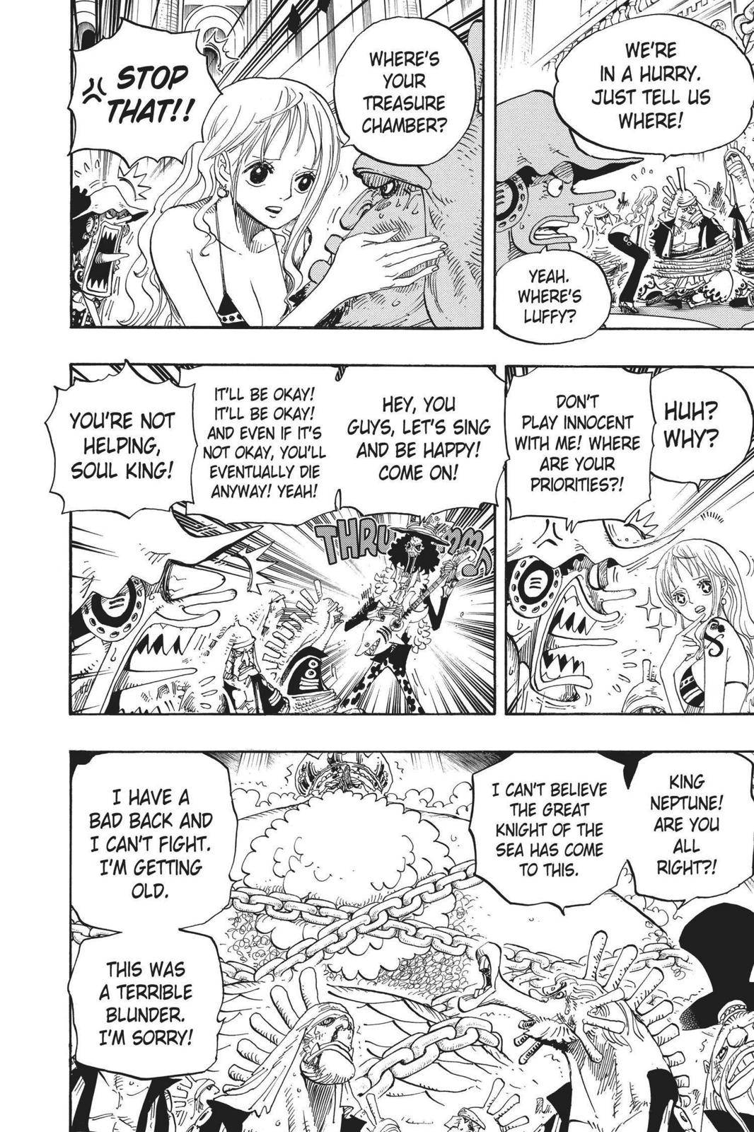 One Piece Chapter 614 Page 3