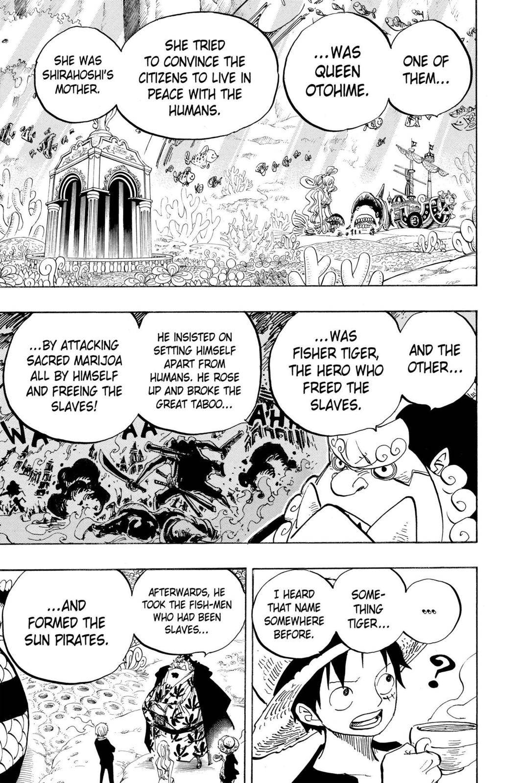 One Piece Chapter 620 Page 15