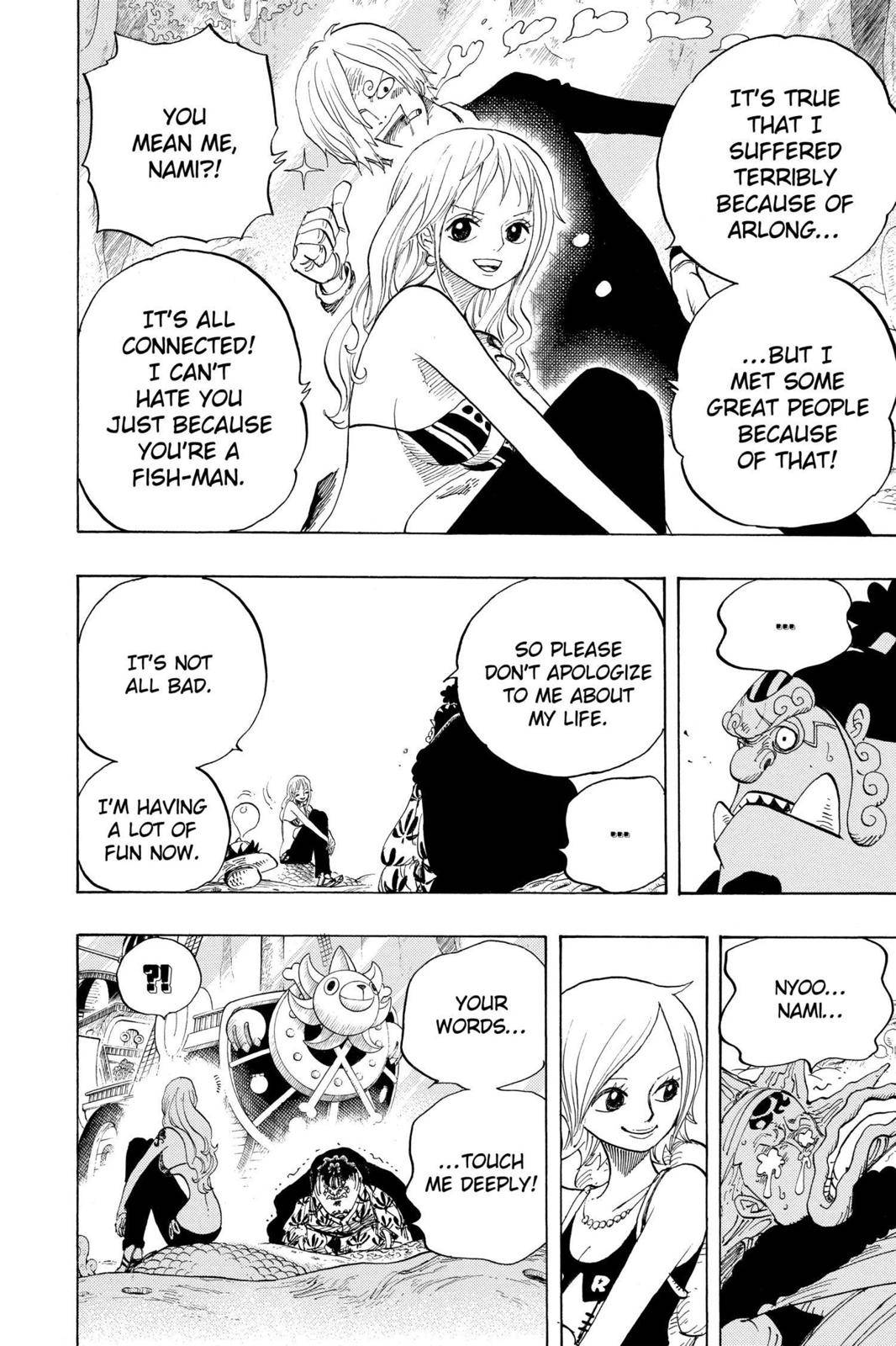 One Piece Chapter 627 Page 19