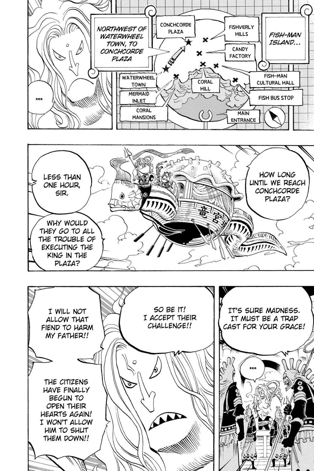 One Piece Chapter 630 Page 10