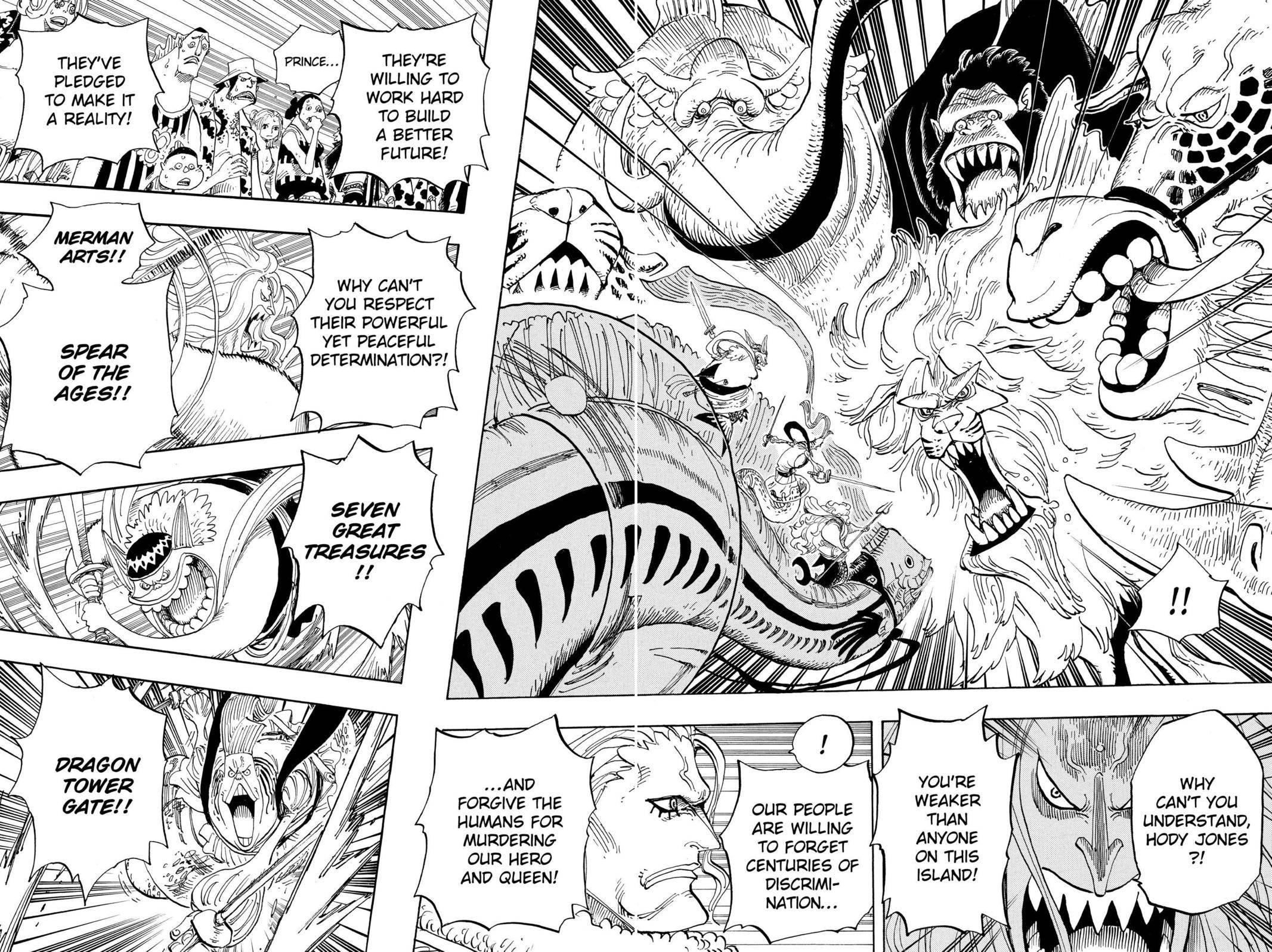 One Piece Chapter 631 Page 13