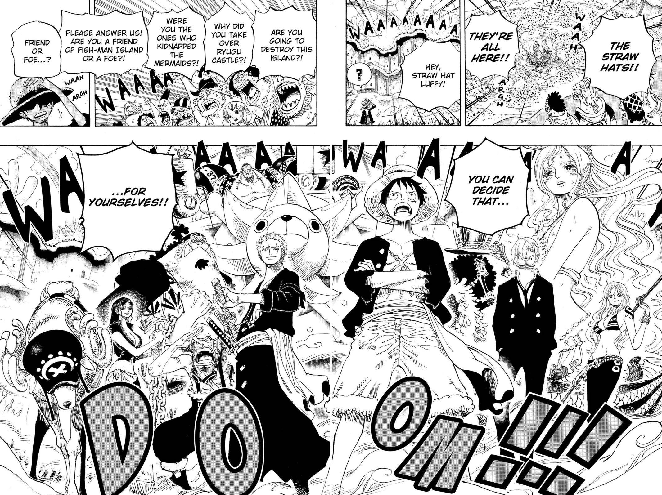 One Piece Chapter 633 Page 16