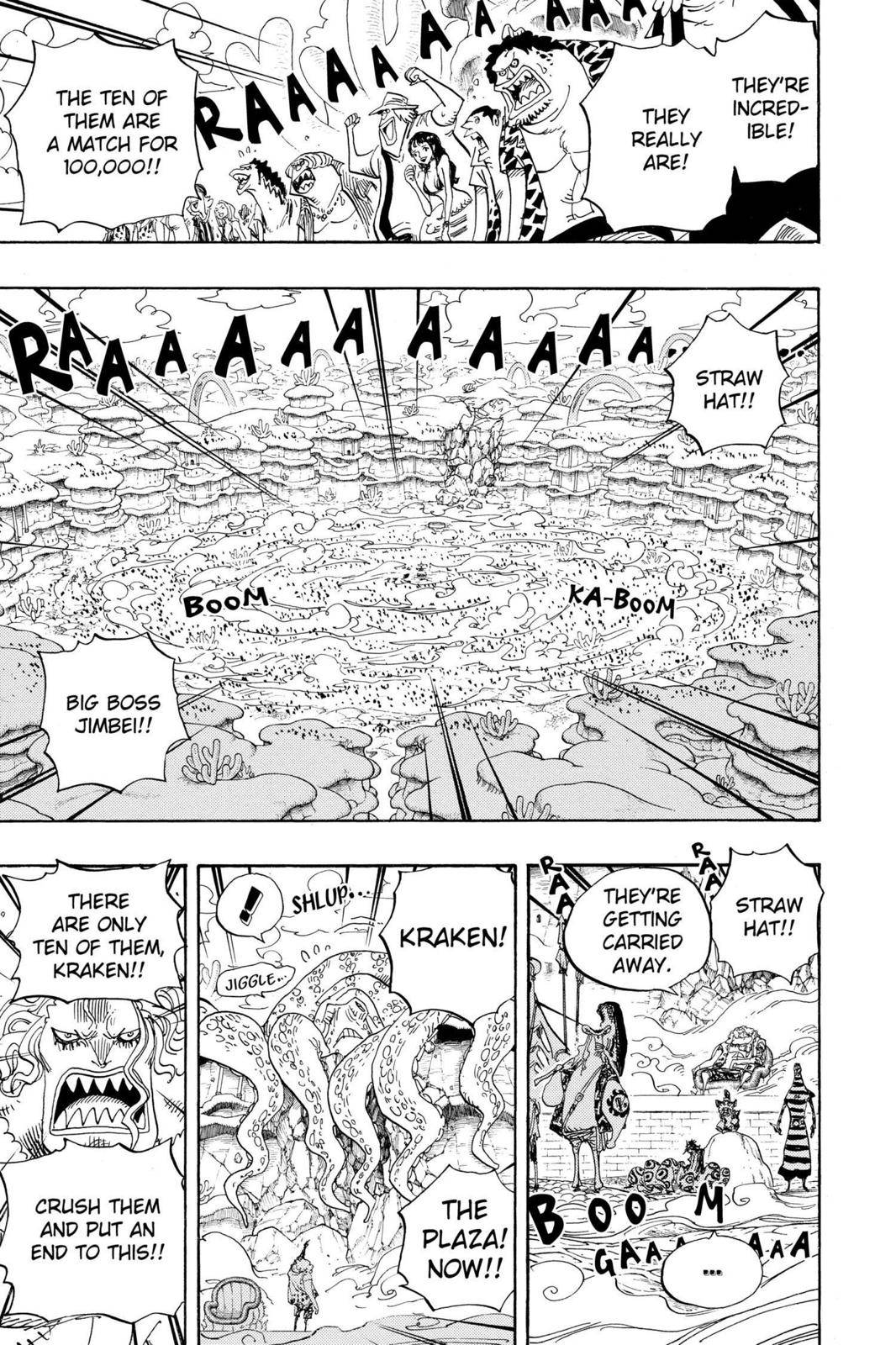 One Piece Chapter 635 Page 16