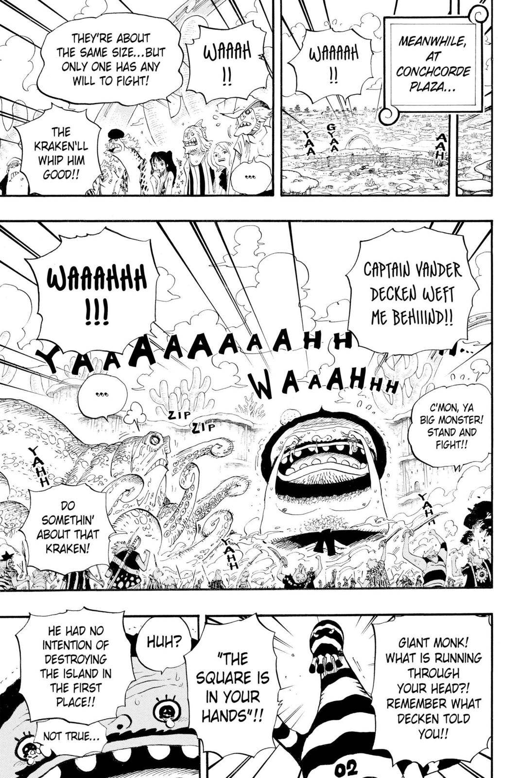 One Piece Chapter 639 Page 11