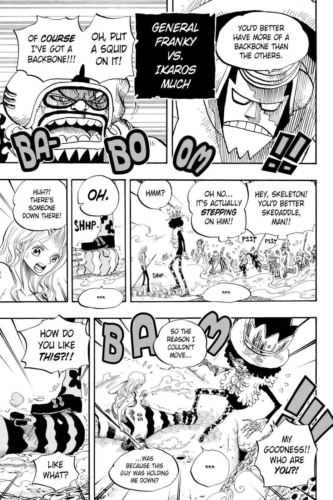 One Piece Chapter 640 Page 7