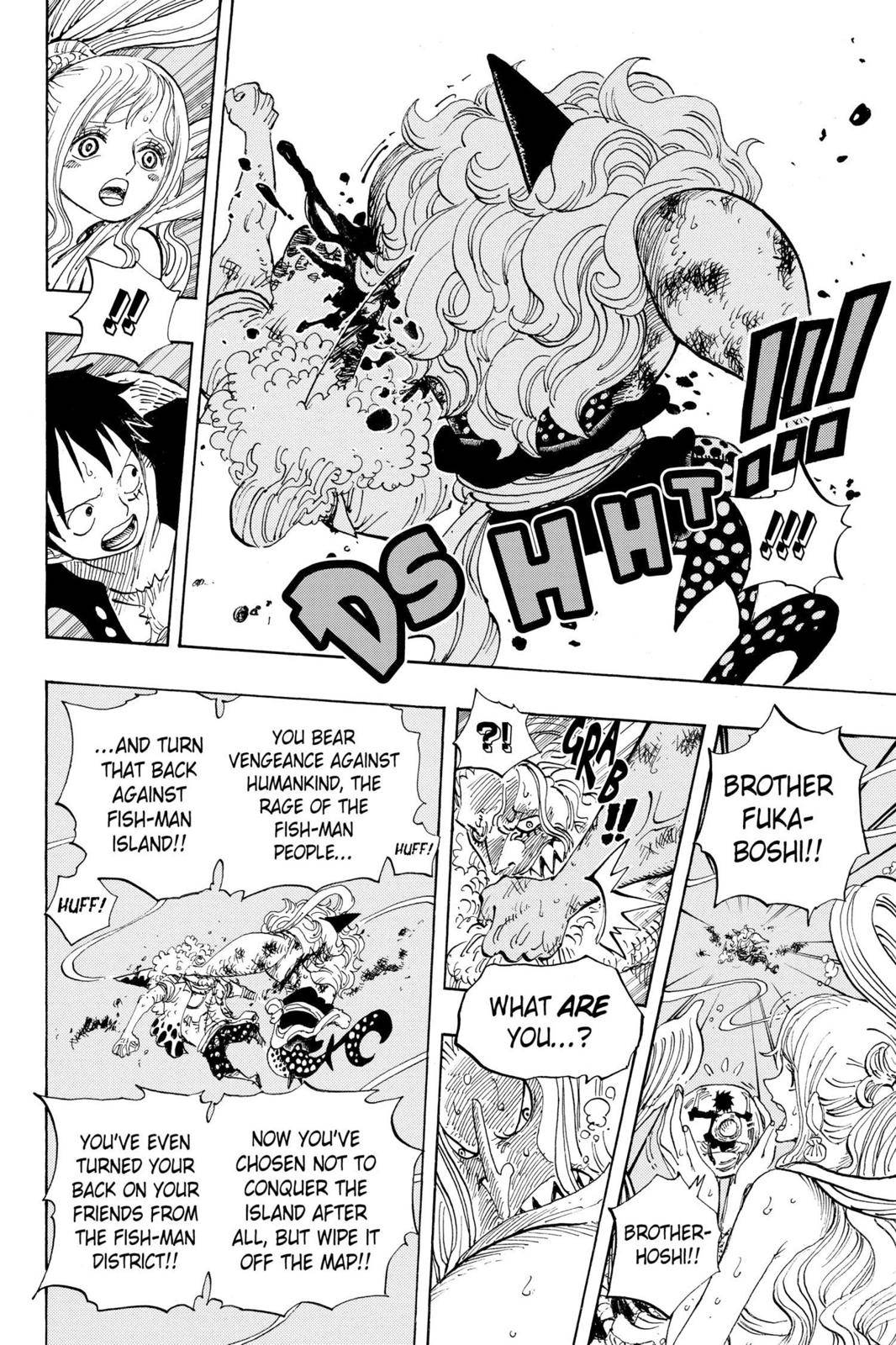 One Piece Chapter 641 Page 12
