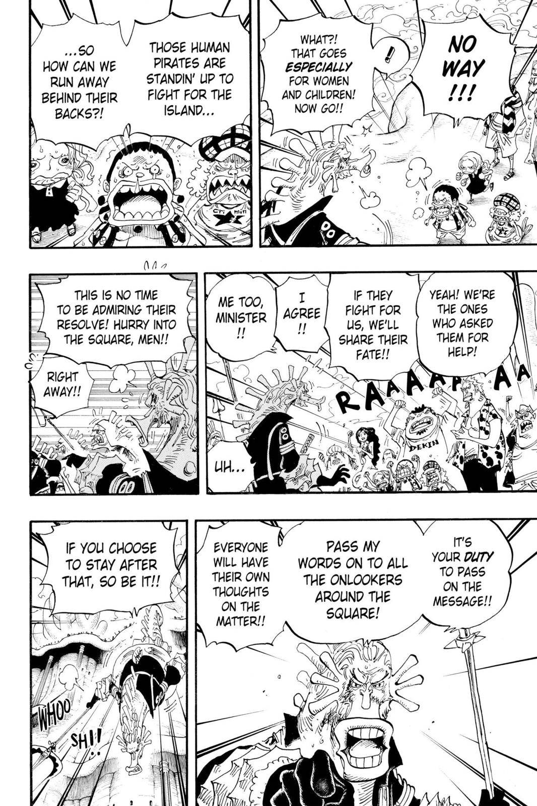 One Piece Chapter 642 Page 10