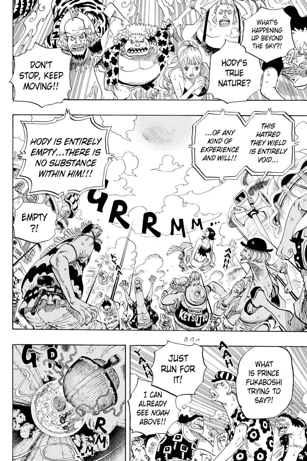 One Piece Chapter 644 Page 2