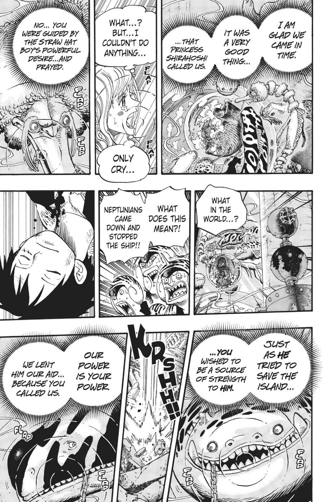 One Piece Chapter 647 Page 18