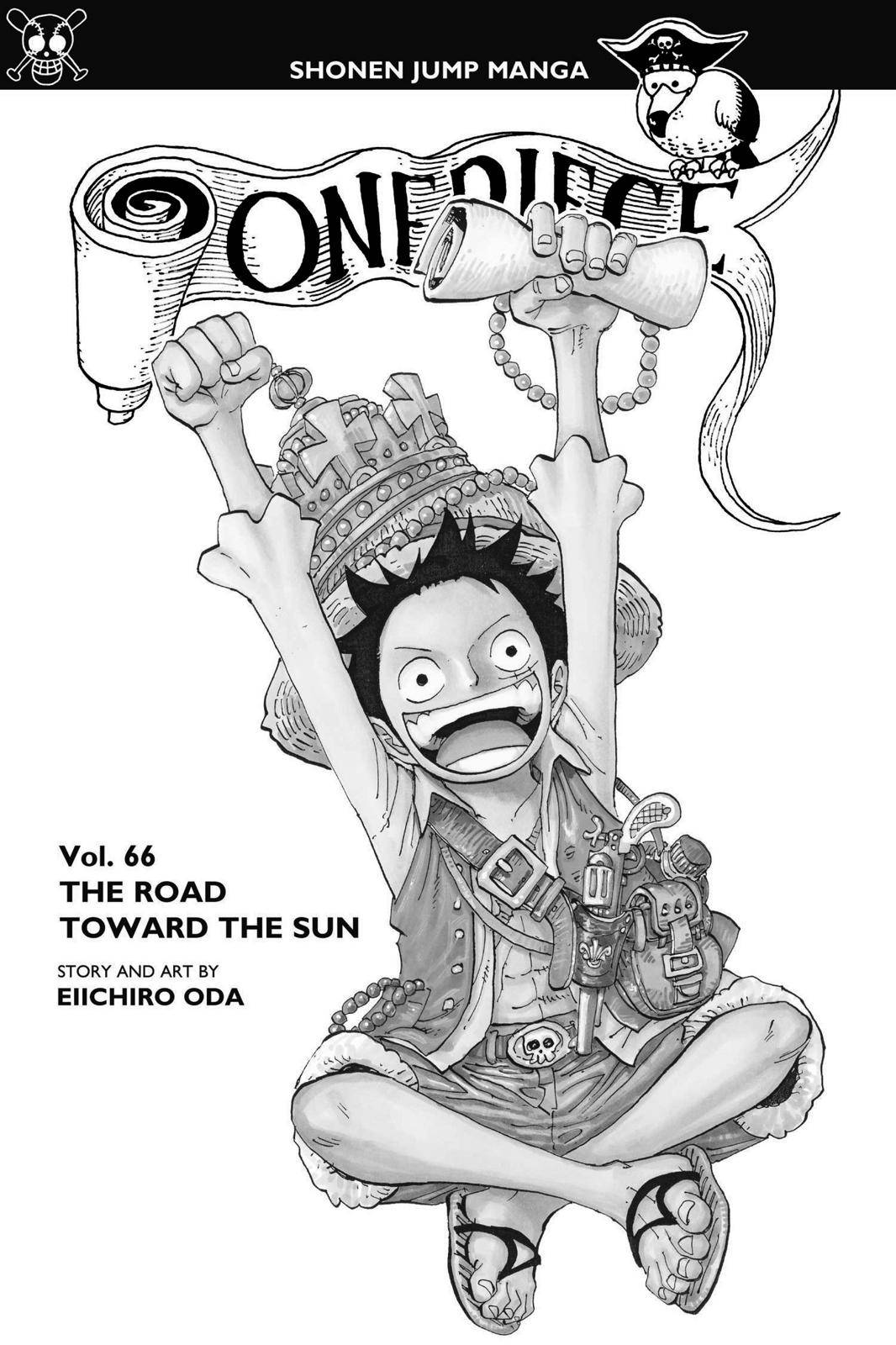 One Piece Chapter 647 Page 4