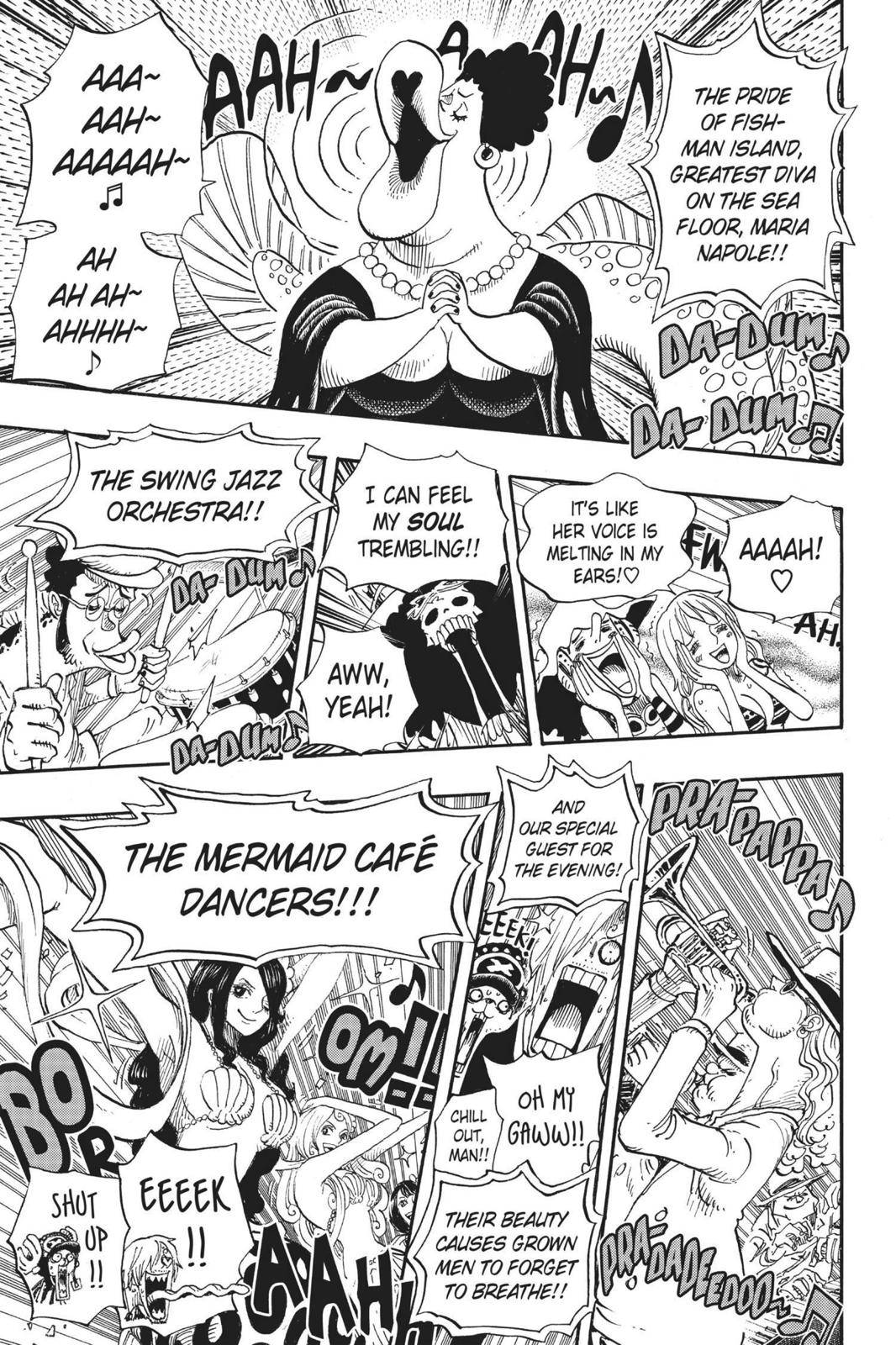 One Piece Chapter 649 Page 11