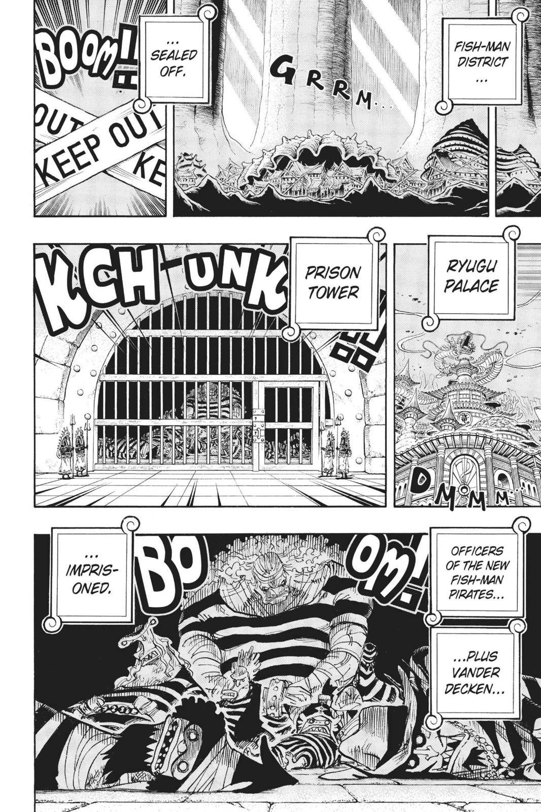 One Piece Chapter 649 Page 8