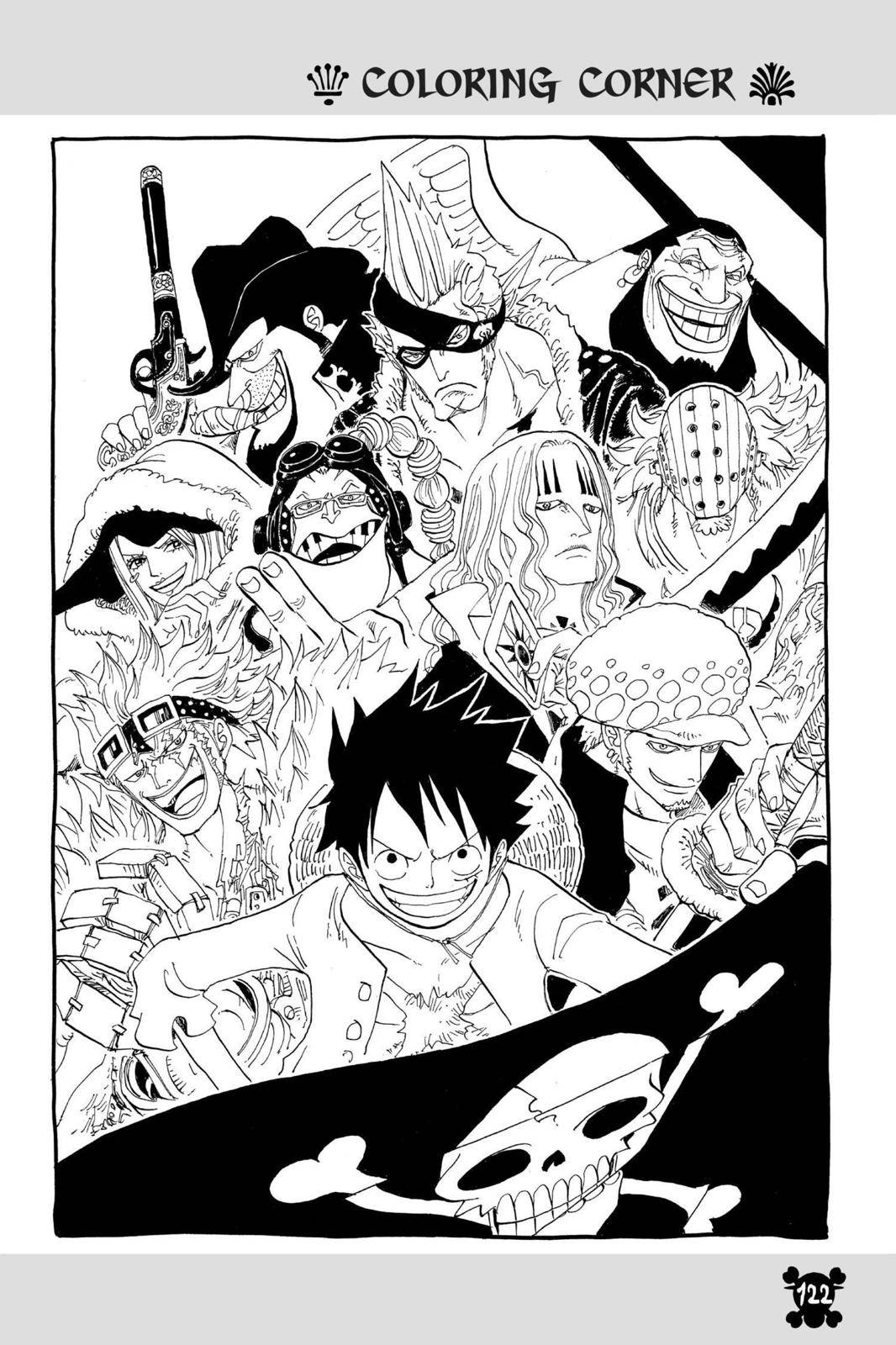One Piece Chapter 652 Page 18