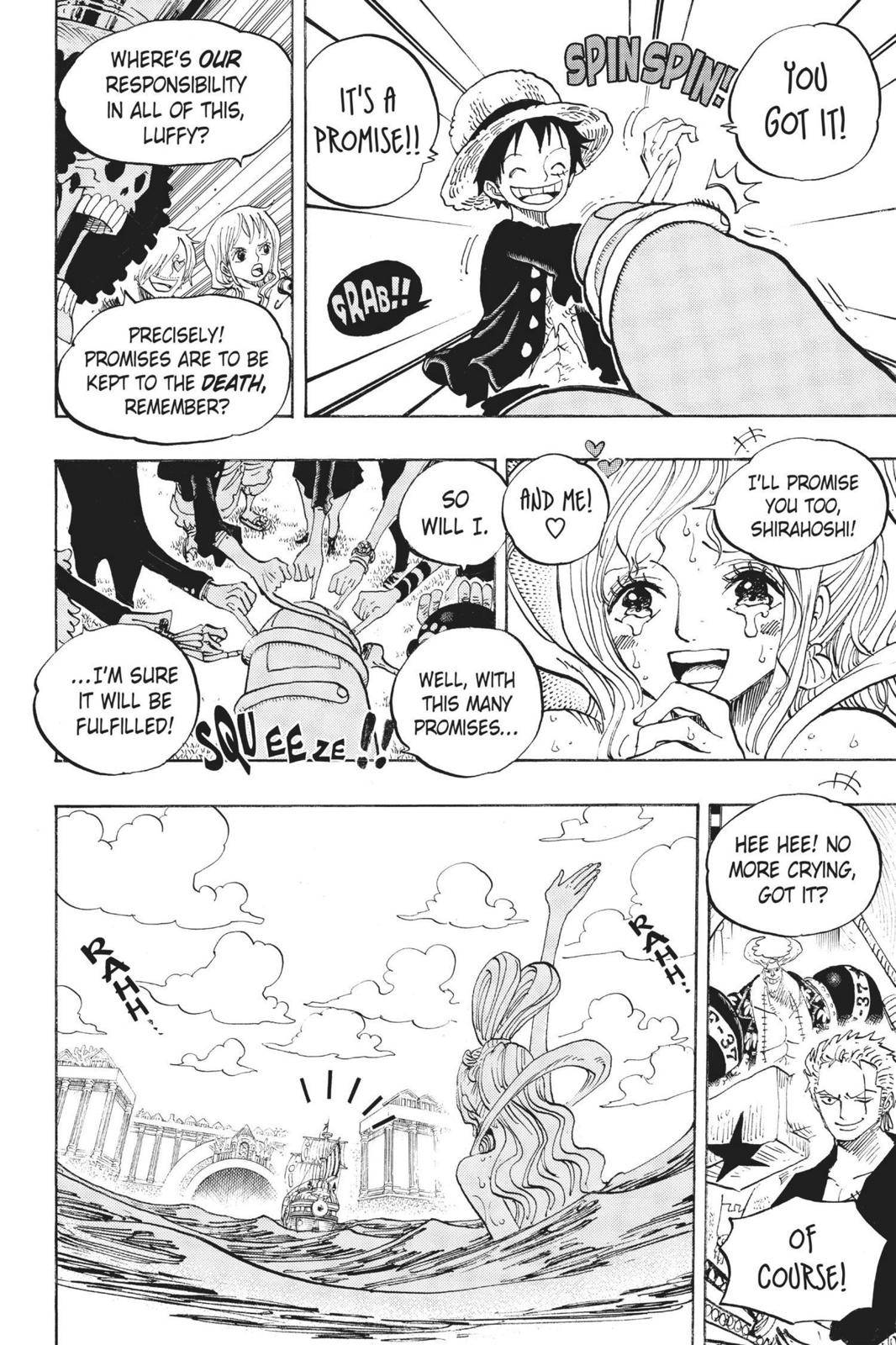 One Piece Chapter 653 Page 14