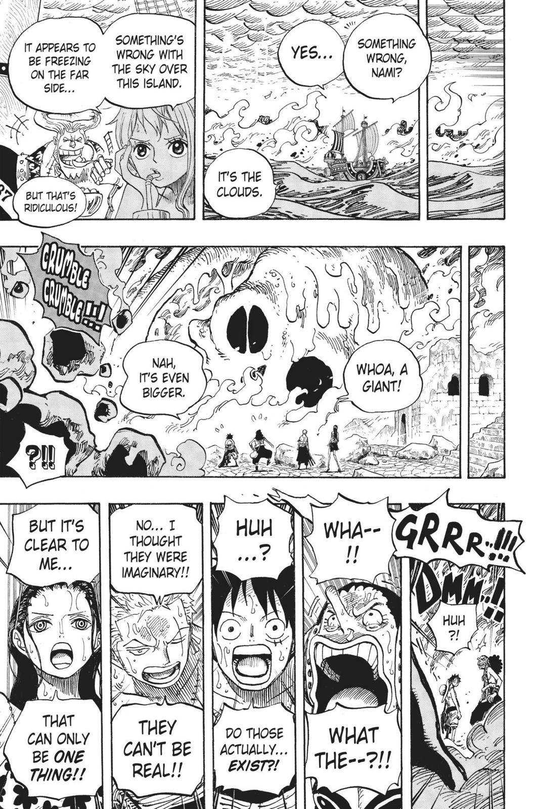 One Piece Chapter 655 Page 17