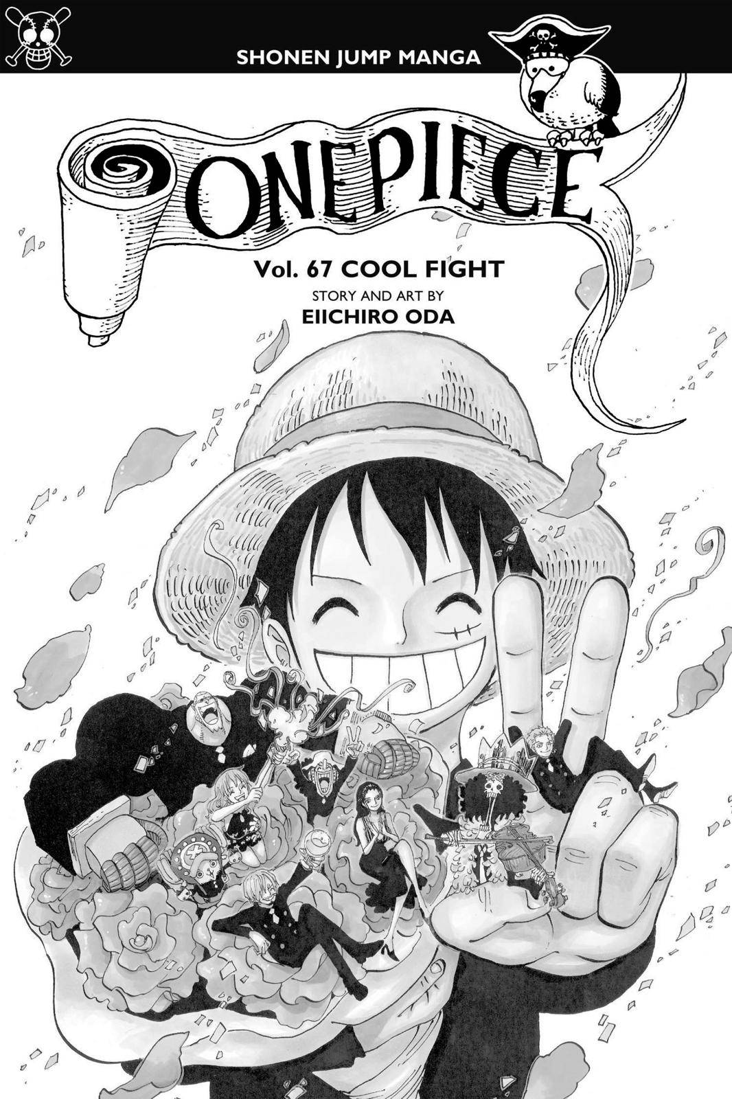 One Piece Chapter 657 Page 4
