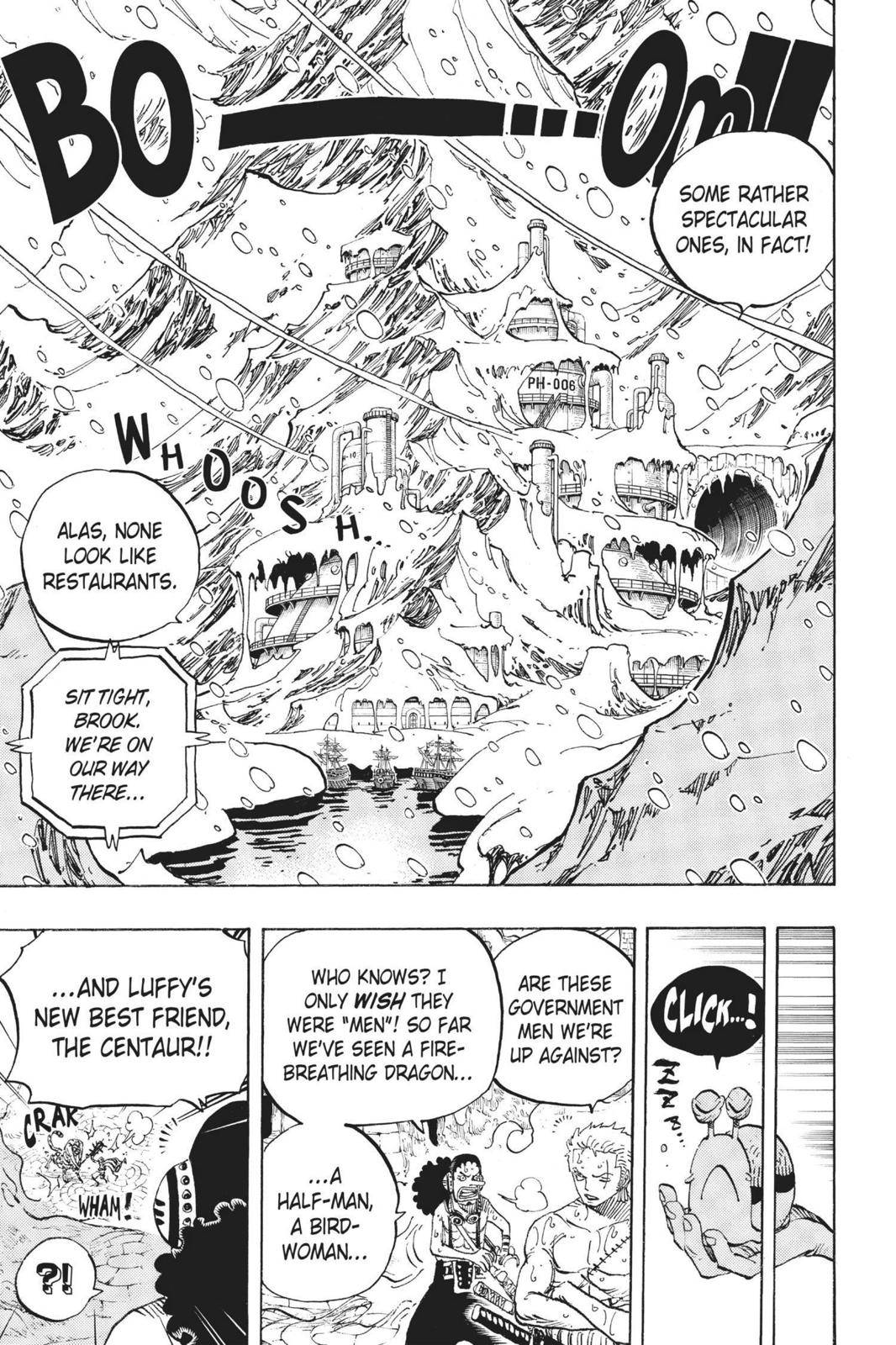 One Piece Chapter 658 Page 15