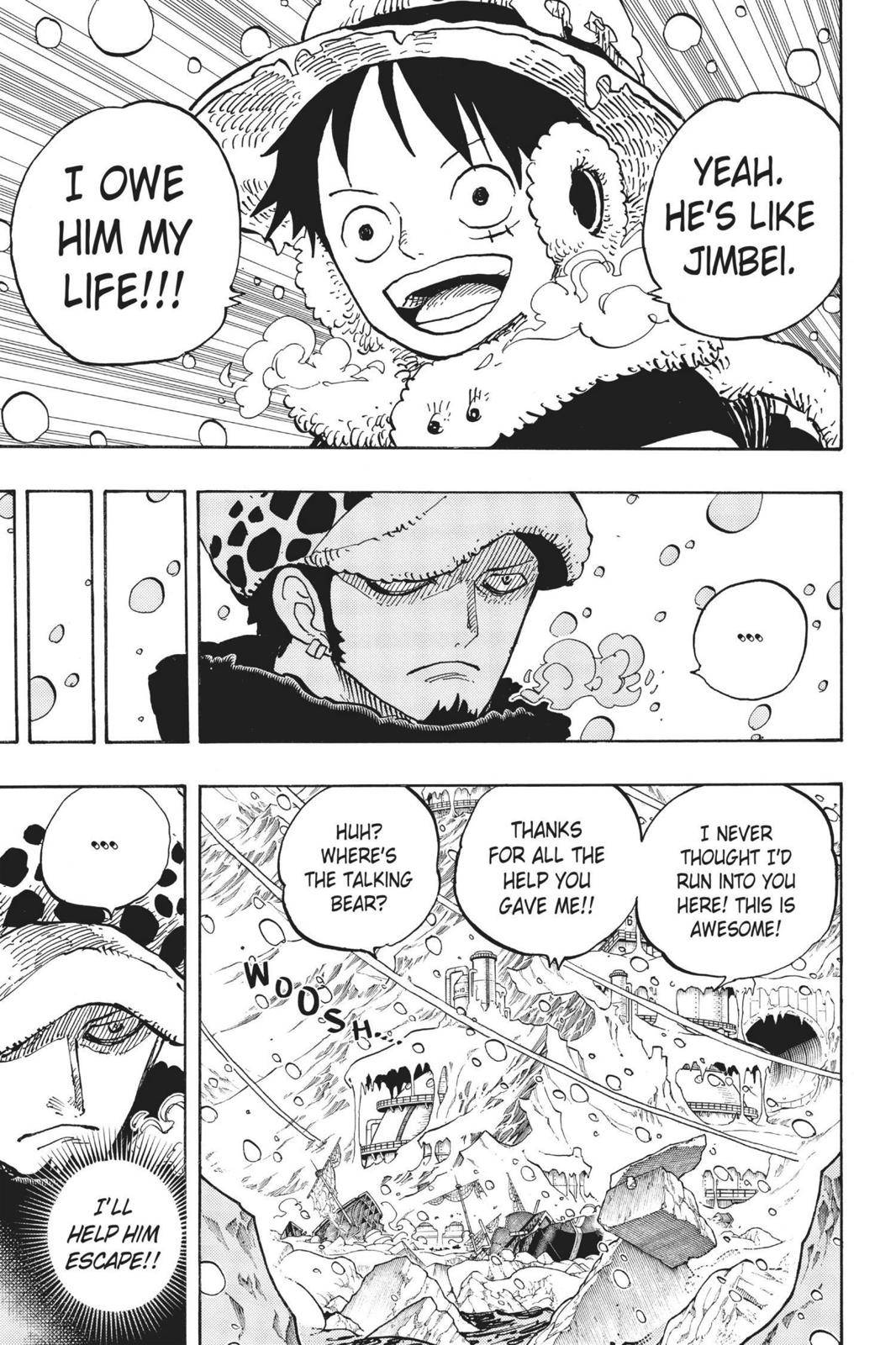 One Piece Chapter 663 Page 3