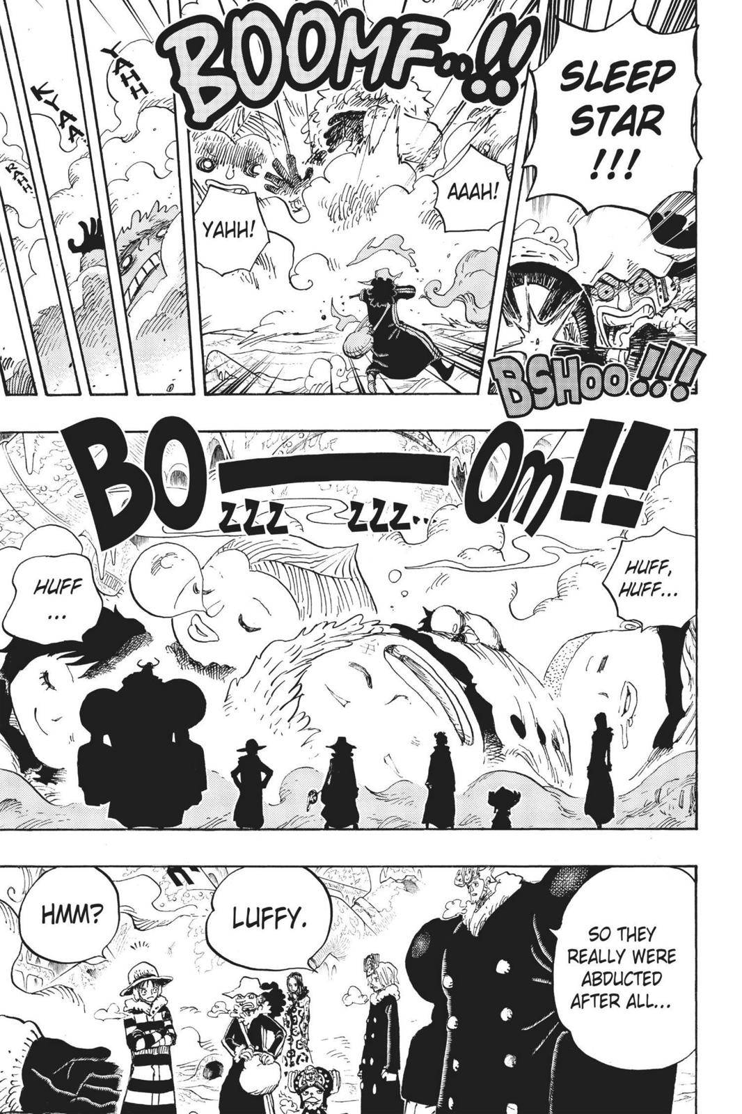 One Piece Chapter 665 Page 13