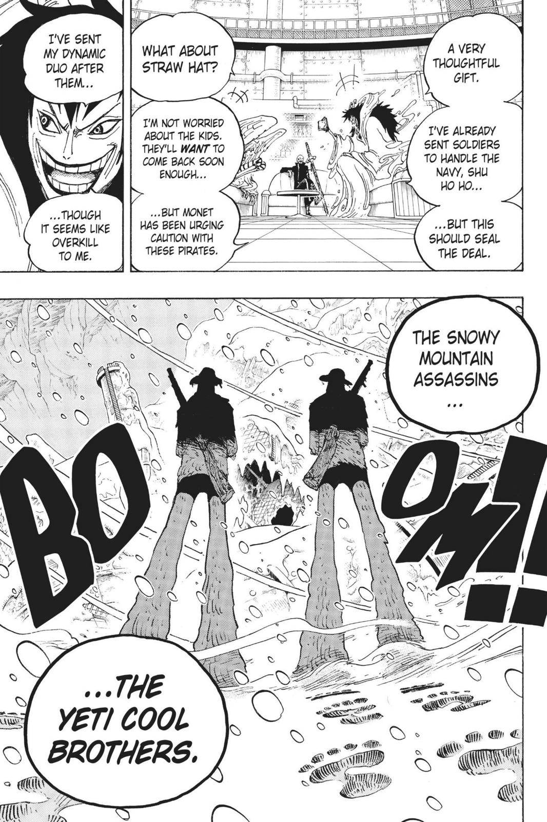 One Piece Chapter 665 Page 17
