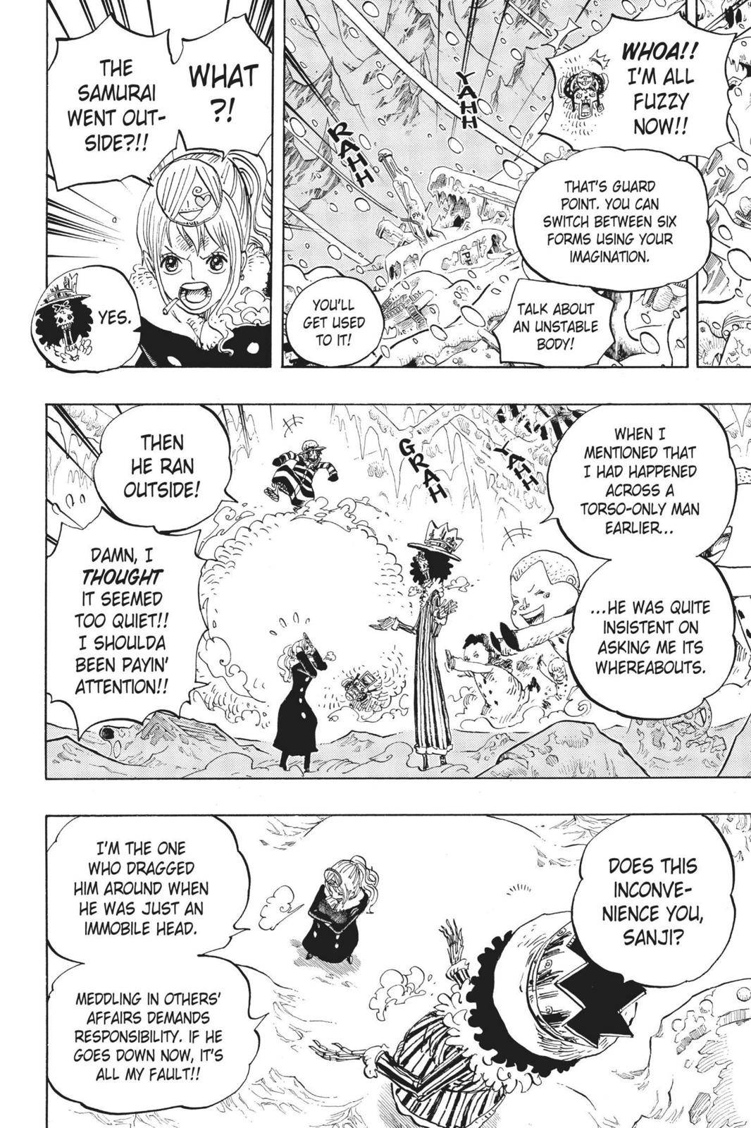 One Piece Chapter 665 Page 2