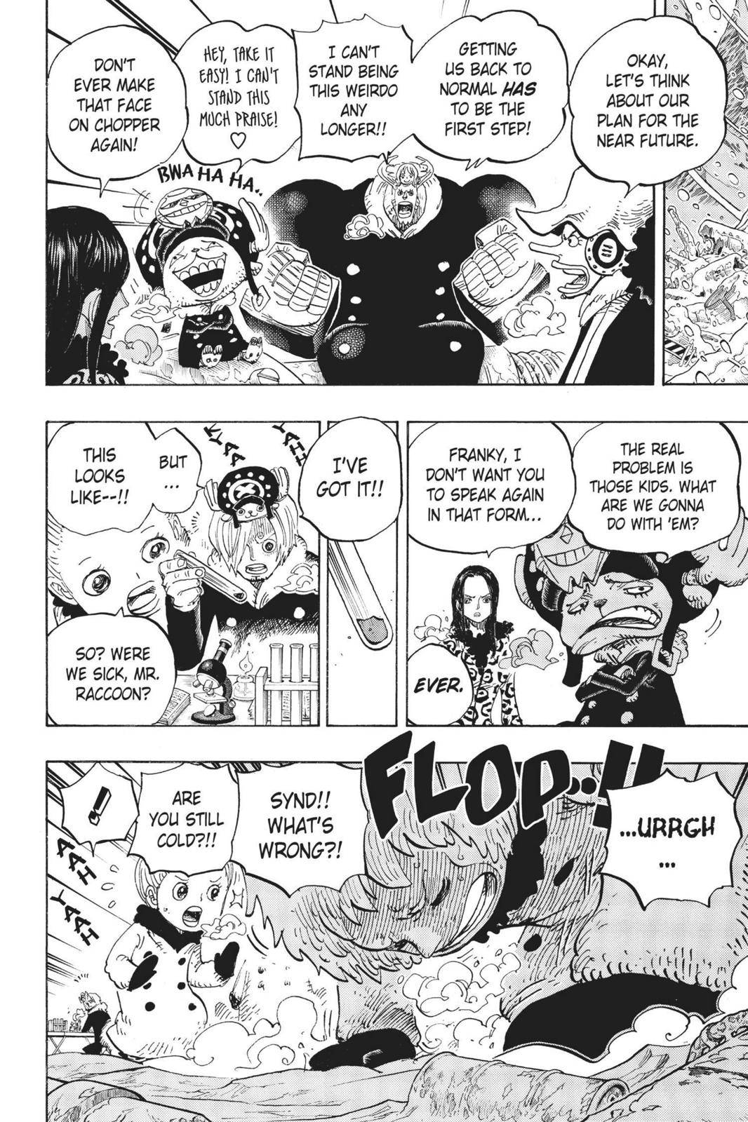 One Piece Chapter 665 Page 4