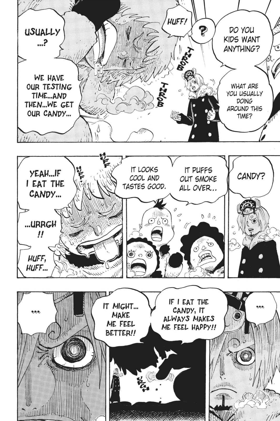 One Piece Chapter 665 Page 6