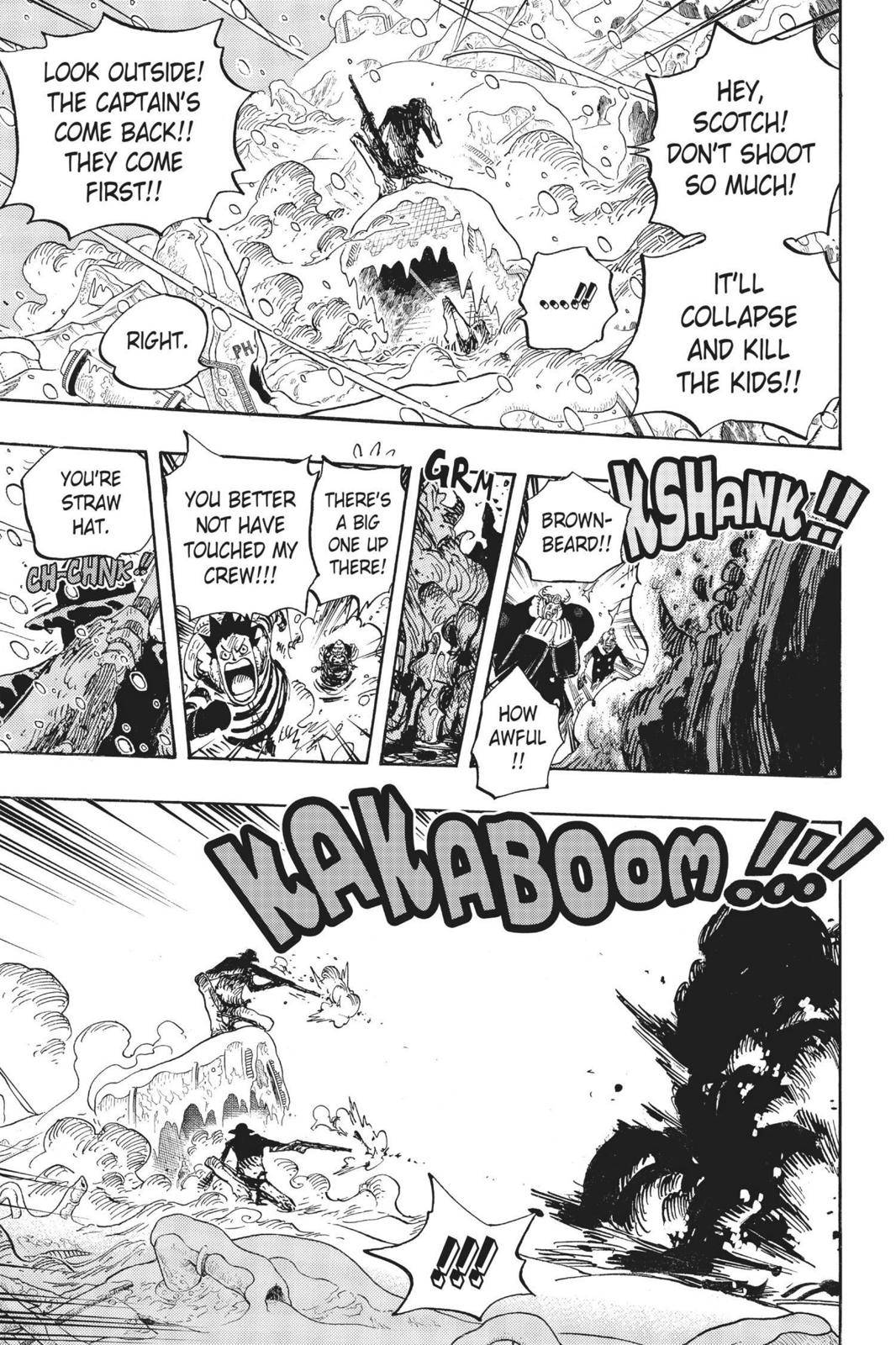 One Piece Chapter 666 Page 15