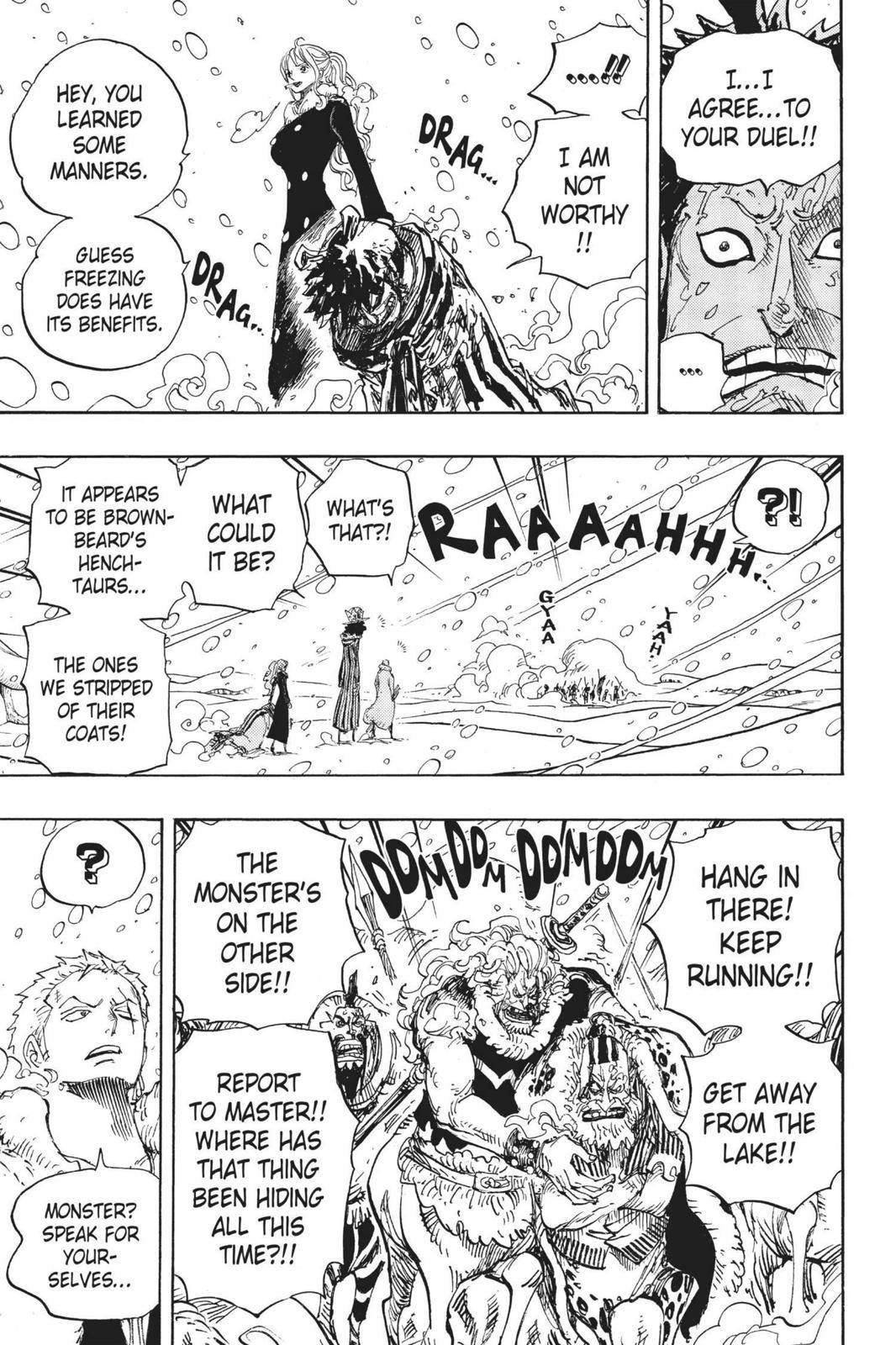 One Piece Chapter 669 Page 11