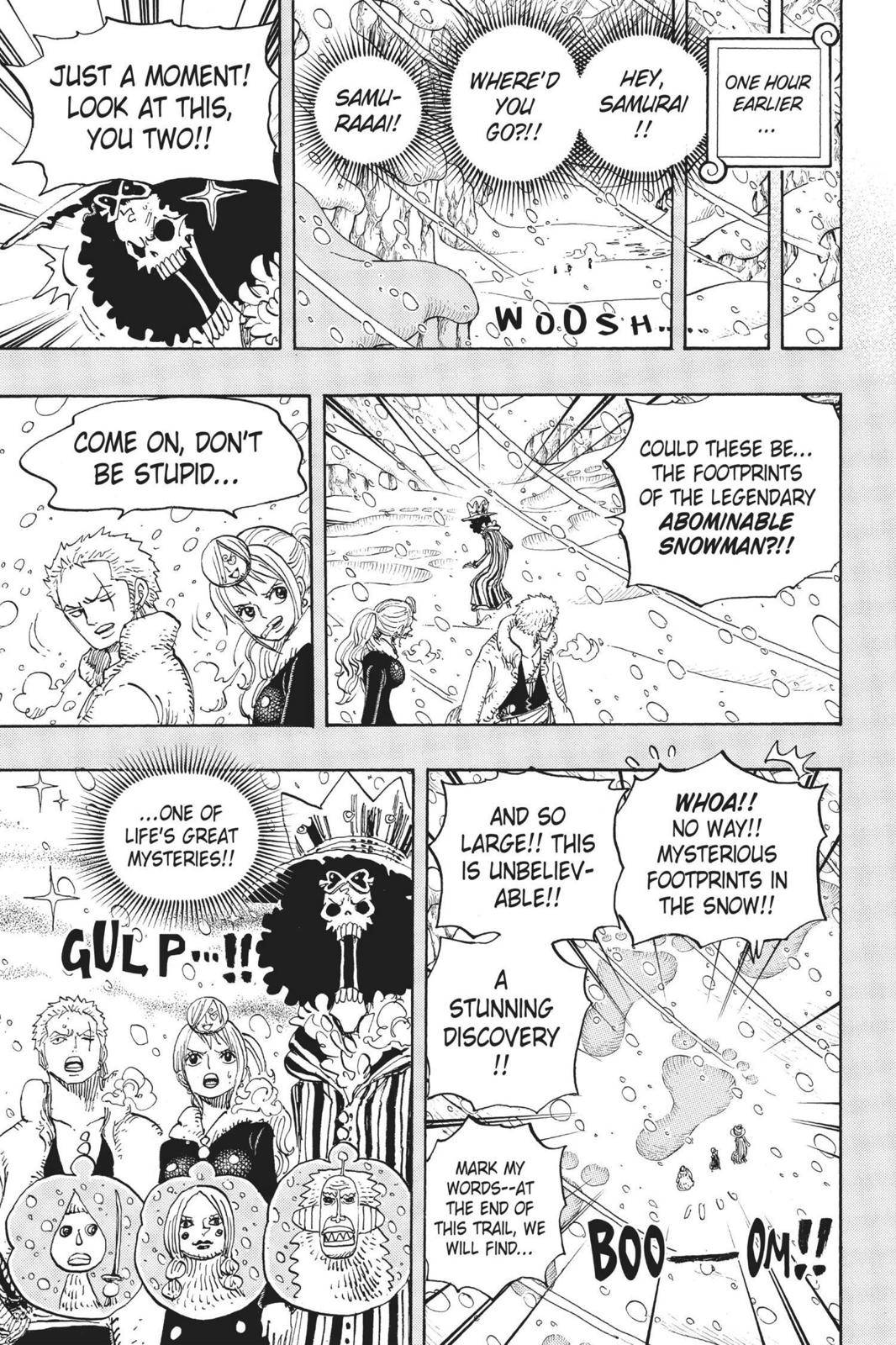 One Piece Chapter 669 Page 3